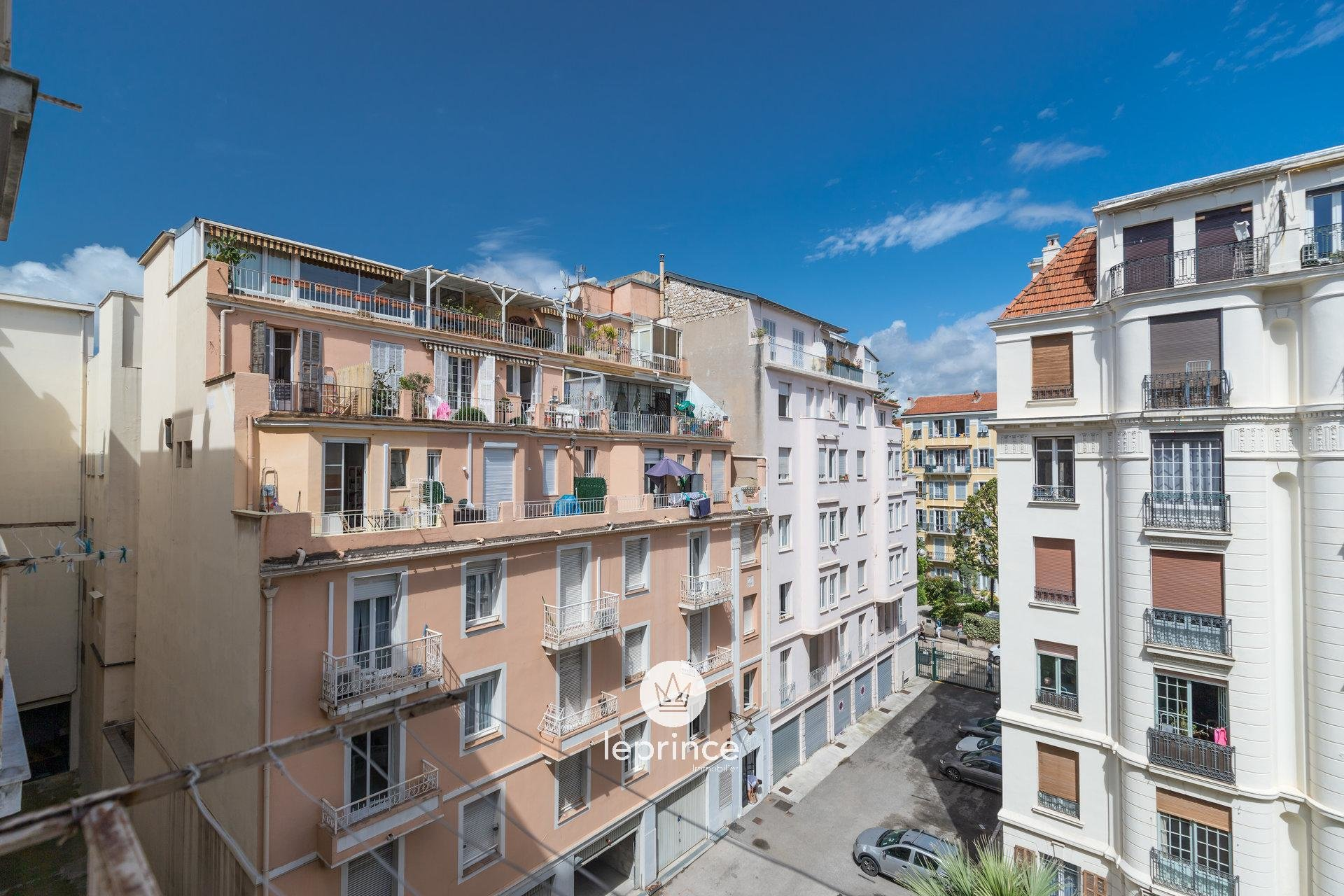 Nice Hypercentre / Dubouchage - 2 Rooms 63m2 - Terrace 13m2
