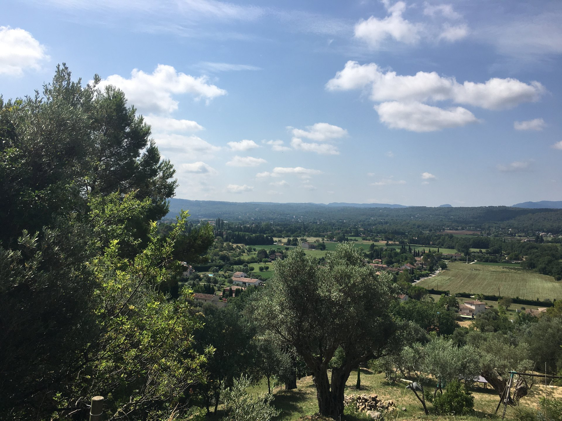 Sale Building land - Fayence
