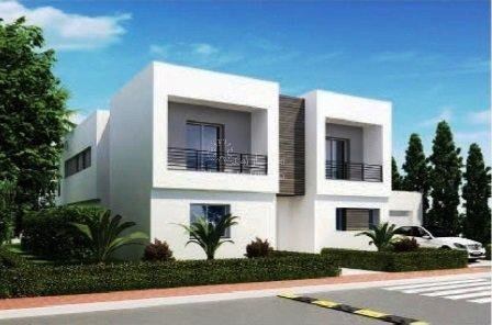 Golf résidence villa golf Hermes isolée 16, avec vue directe face au golf Tunis Bay