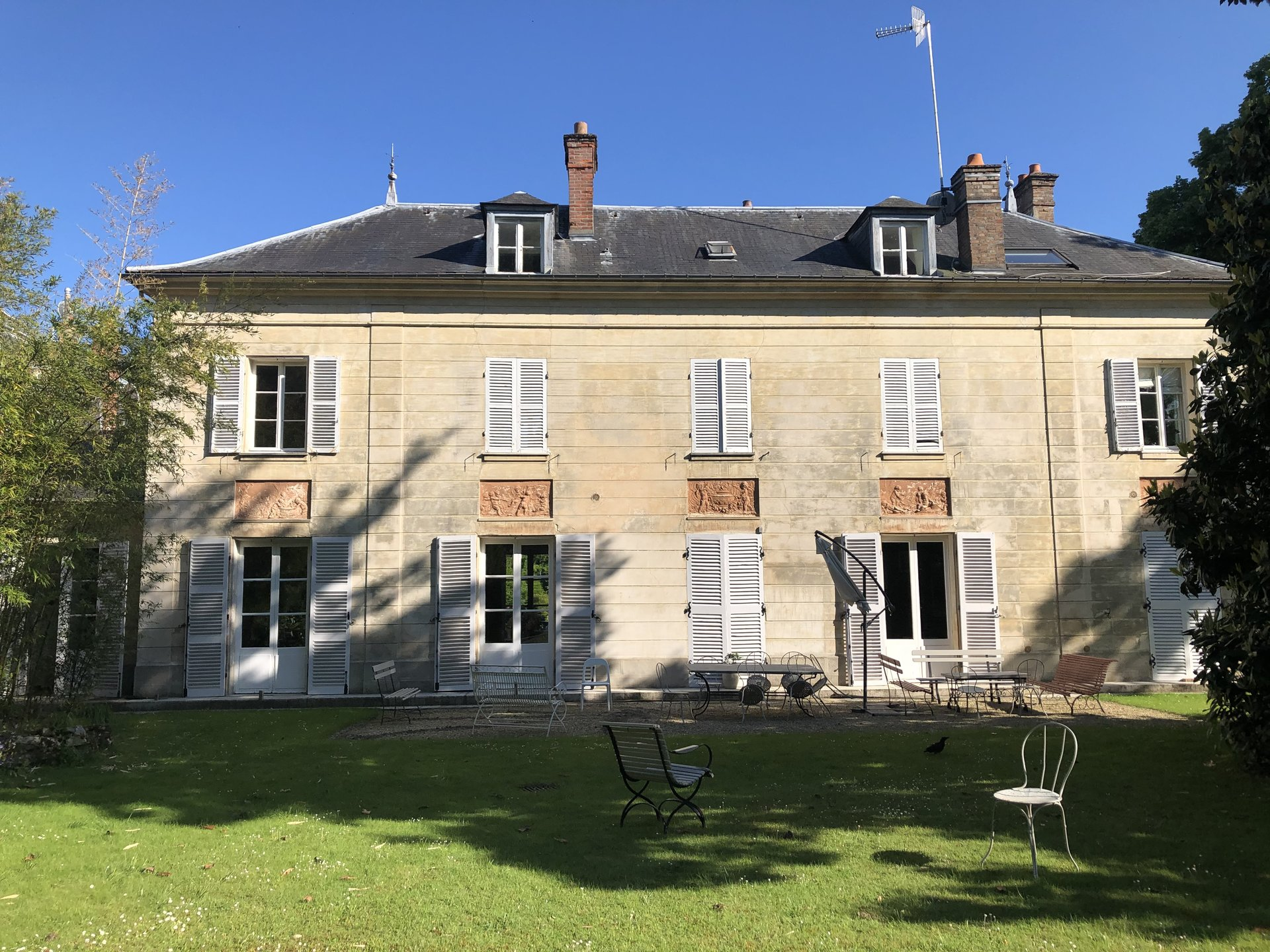 Belle demeure Directoire (XVIIIème)