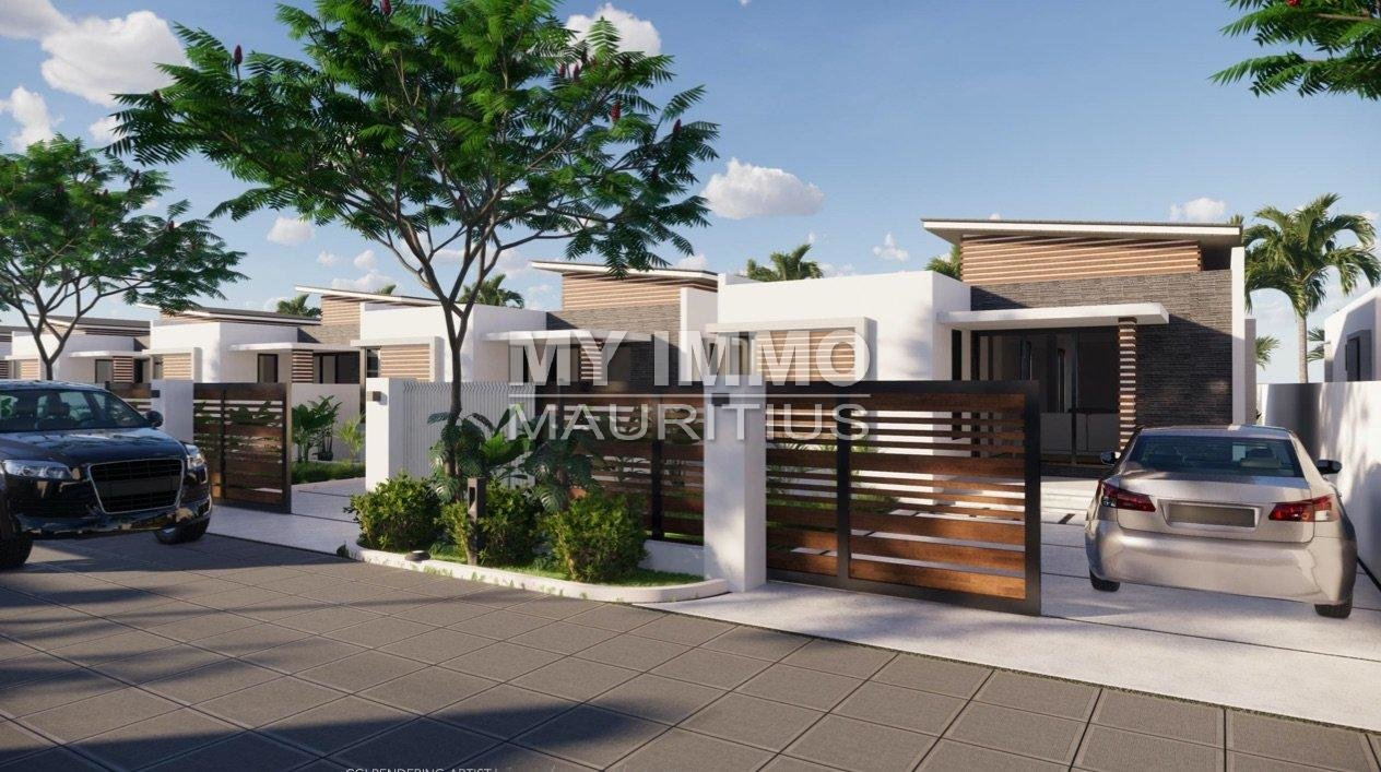 New villa 3 bedrooms