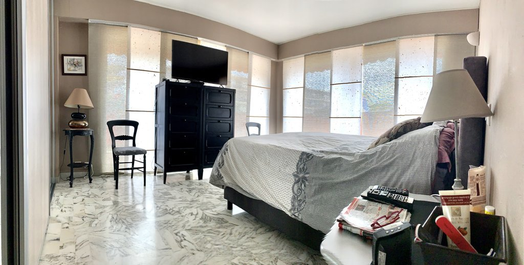 Exceptionnel 4/5 pièces d'angle en étage élevé avec terrasse, cave et garage - Cannesrage