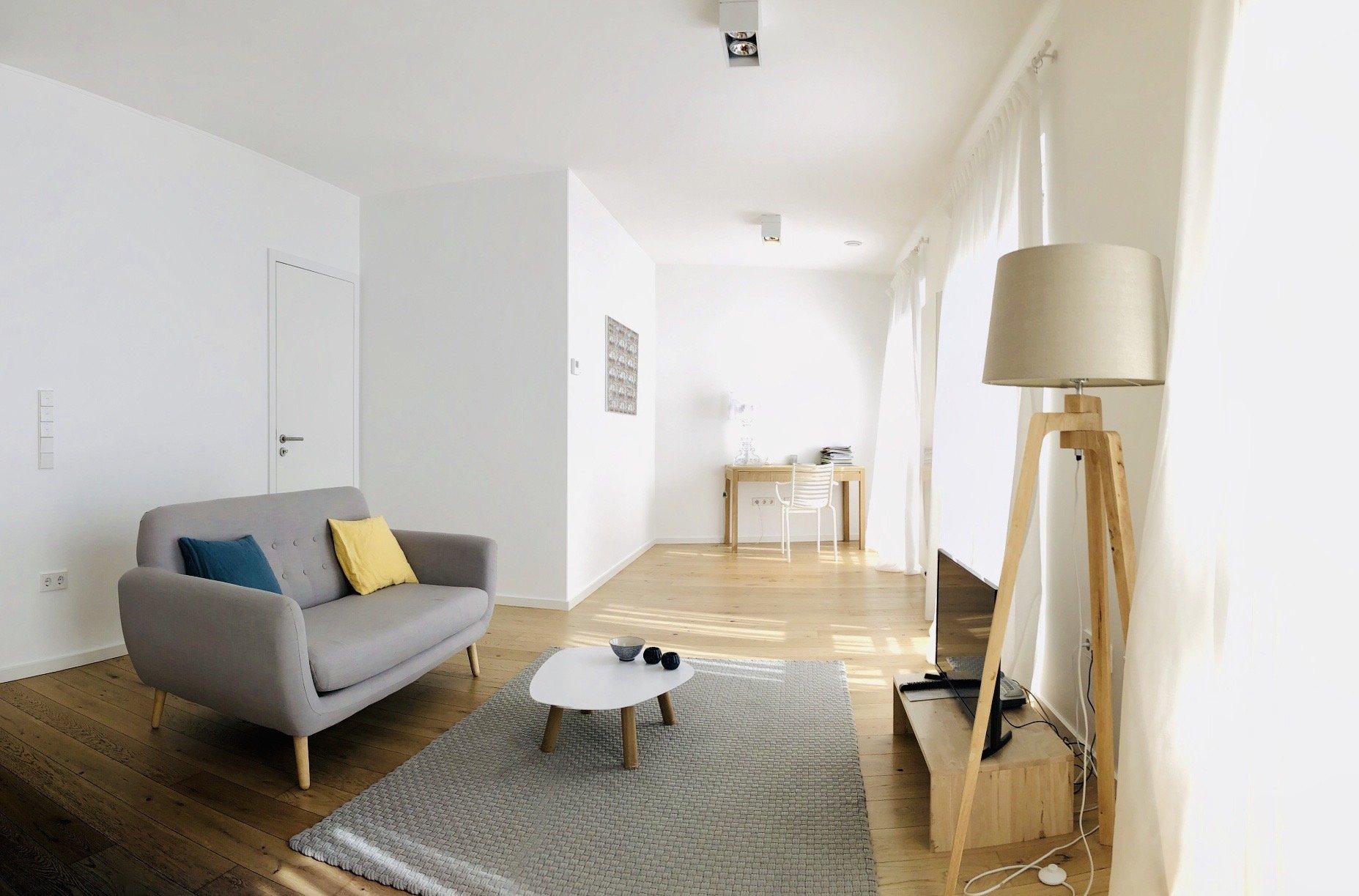 A LOUER - Appartement 1 chambre meublé - Luxembourg-Gare