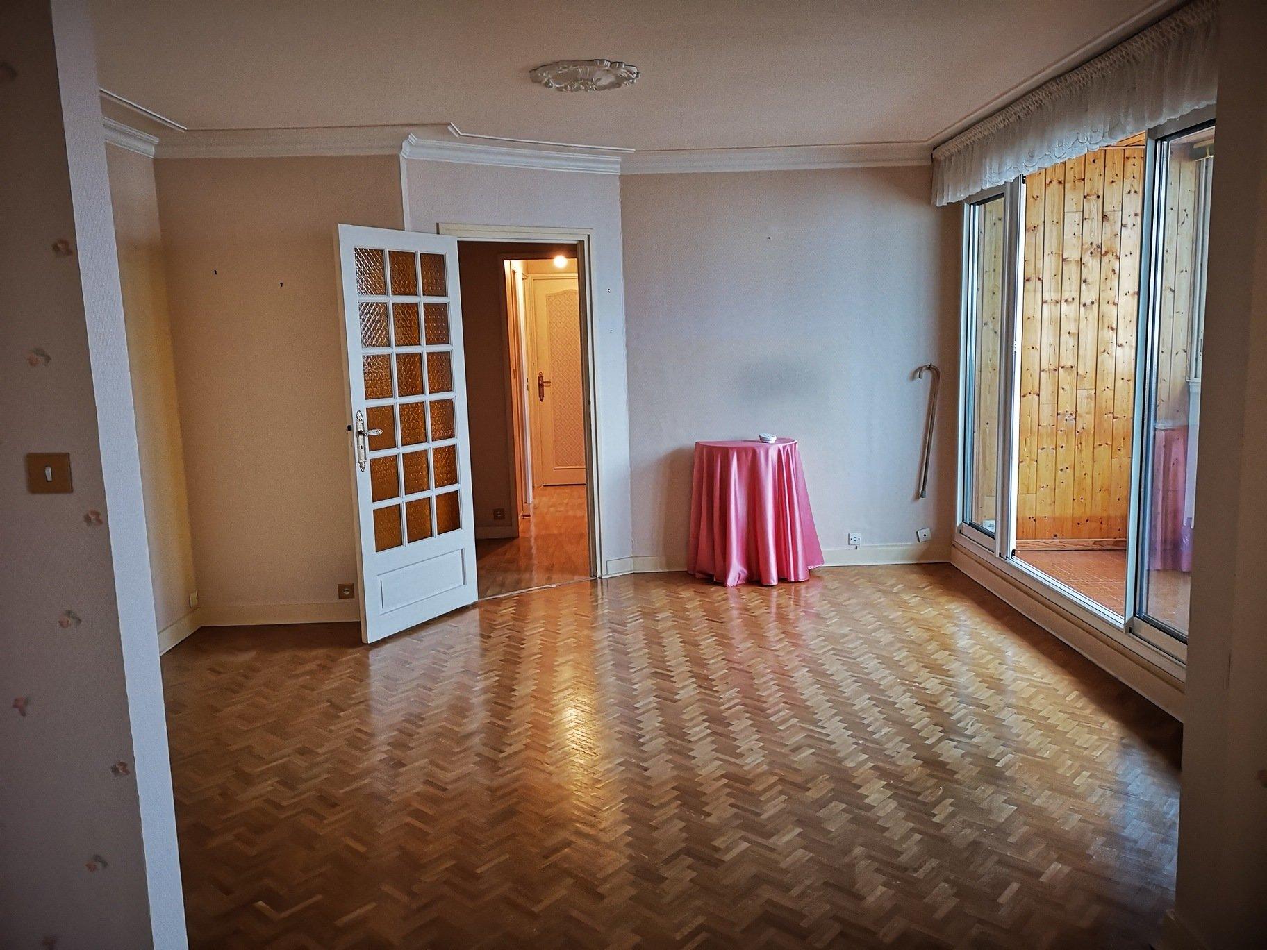 Appartement avec garage fermé