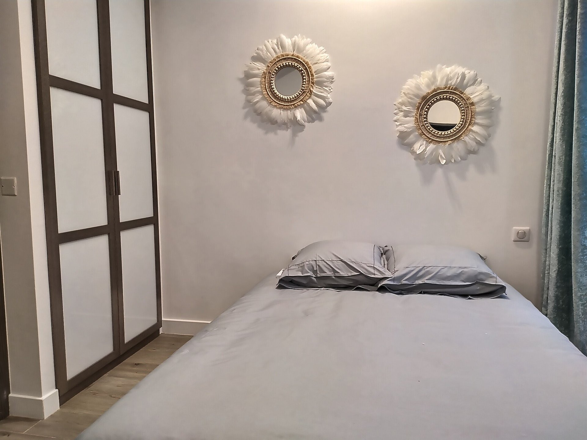 VILLAGE HOUSE IN THE OLD ANTIBES - 3 BEDROOMS