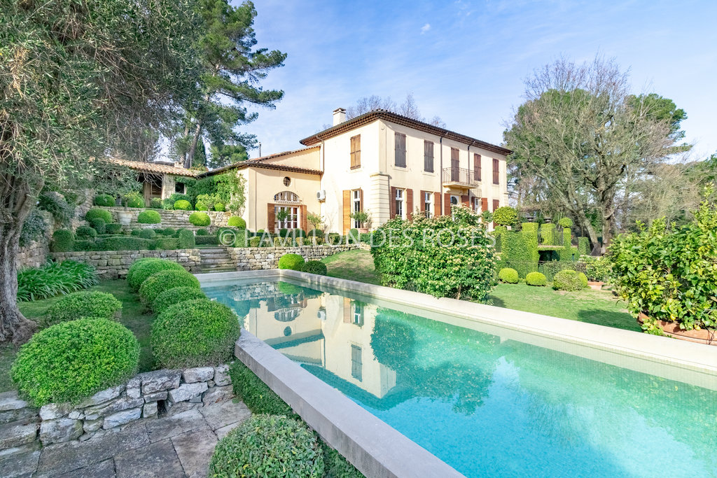 Sale Bastide - Mougins