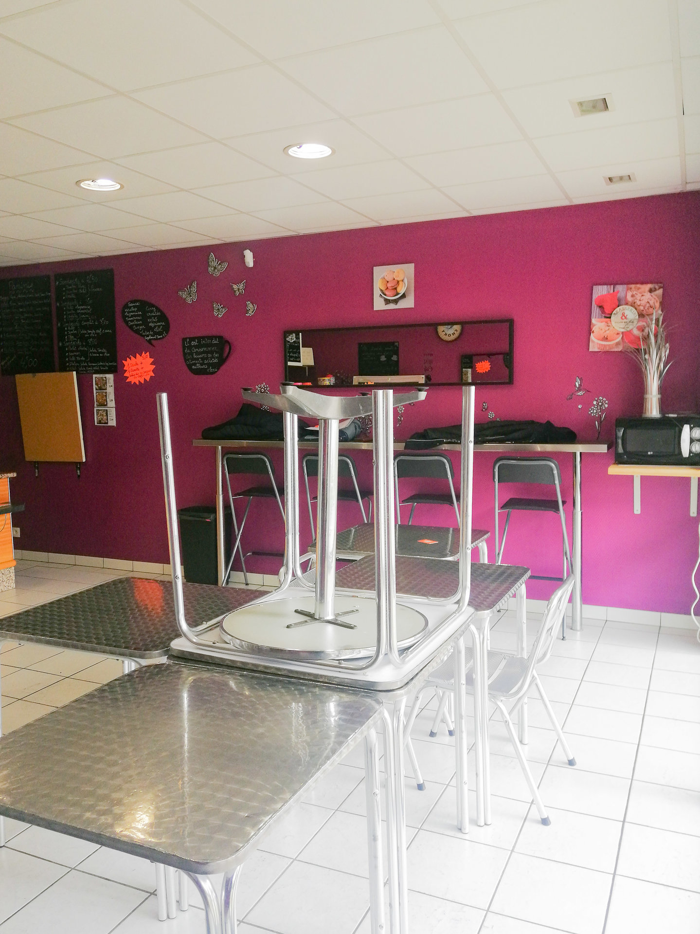 Sale Business assets - Poitiers