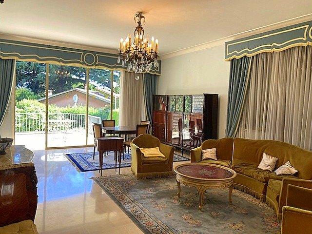 Nice Coeur Cimiez Villa 350 m² salon