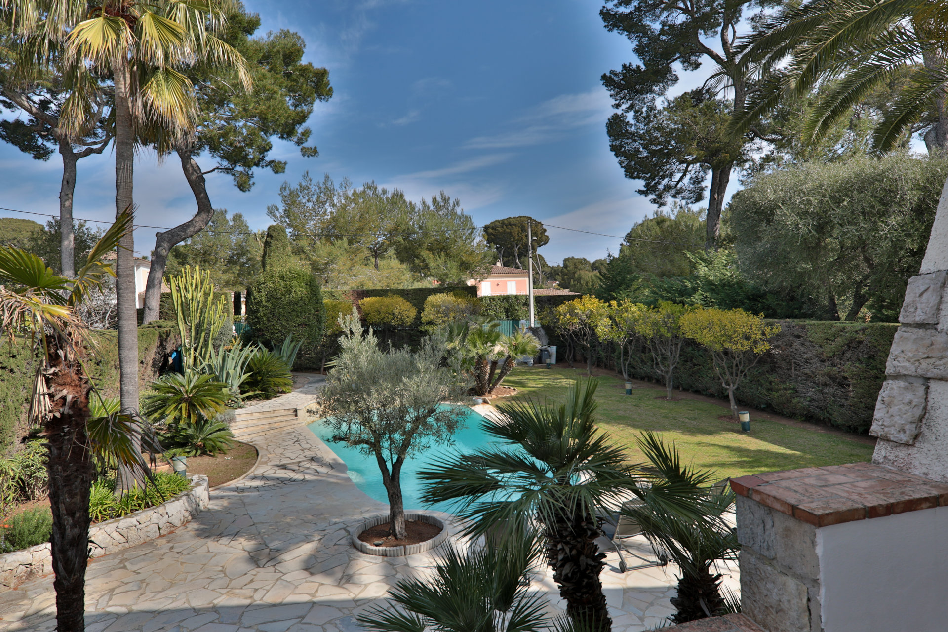 Sale House - Cap d'Antibes
