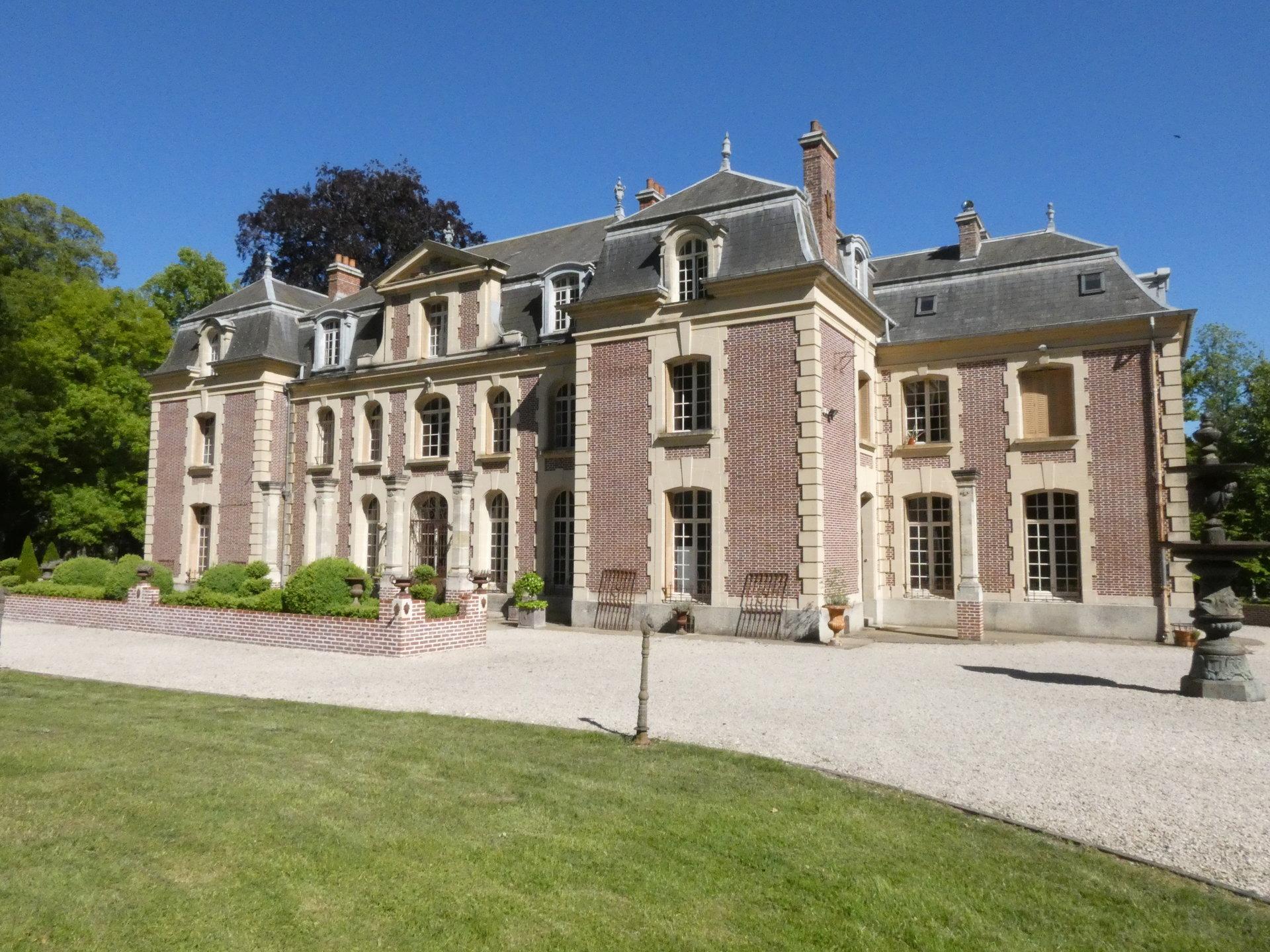 Château style Napoléon III