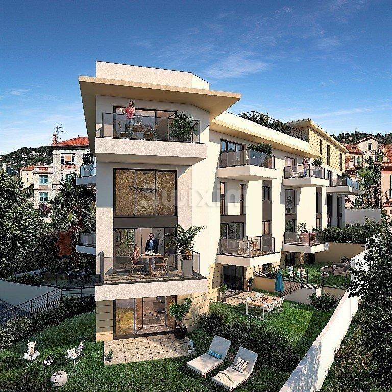 Dernier étage T2 avec  terrasse quartier RAY