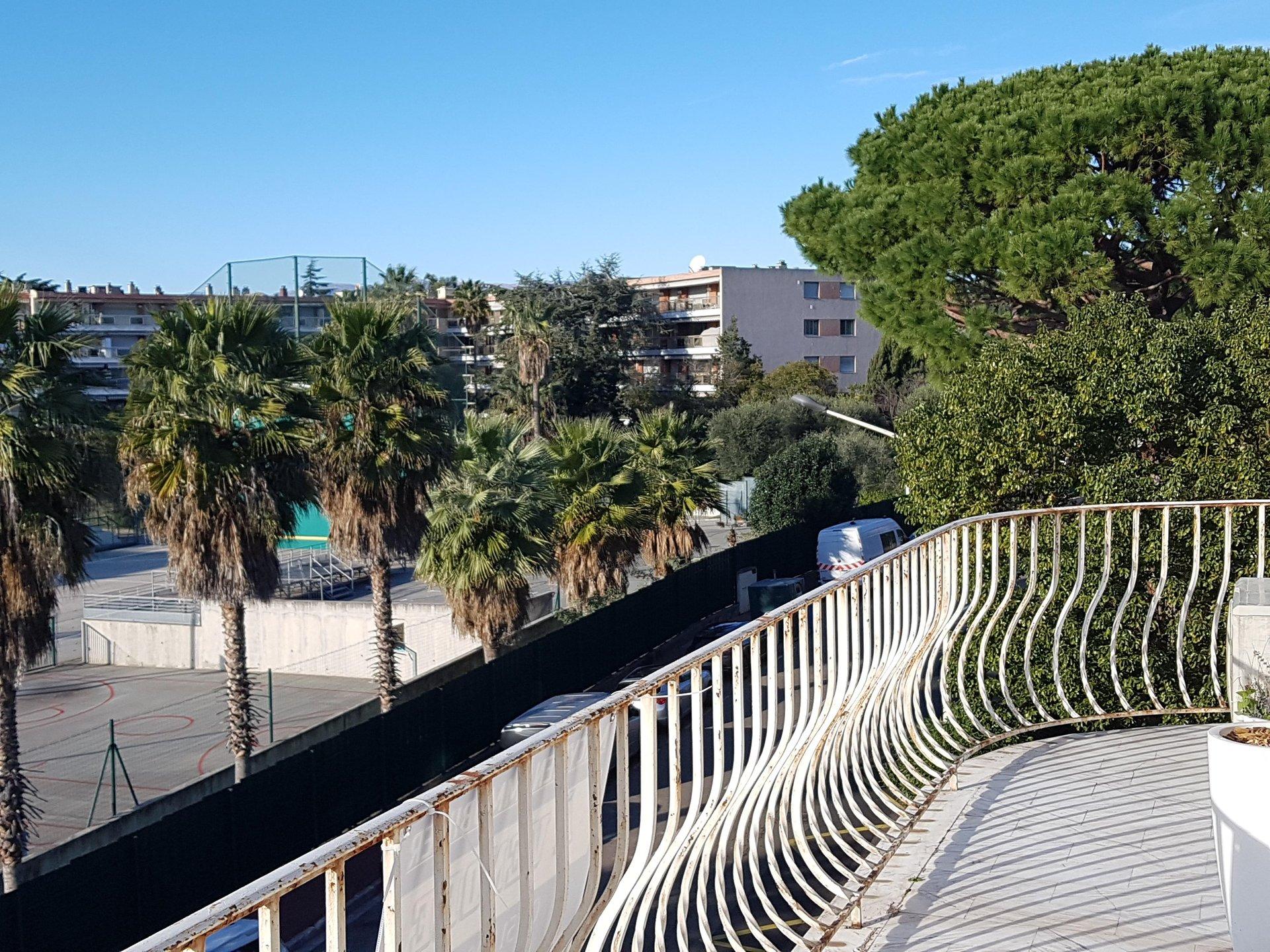3 pièces de 60,45 m² Cannes - Basse Californie -