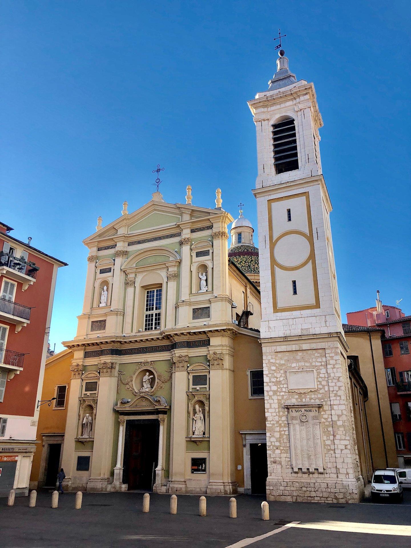 3 pièces Rénové Vieux Nice