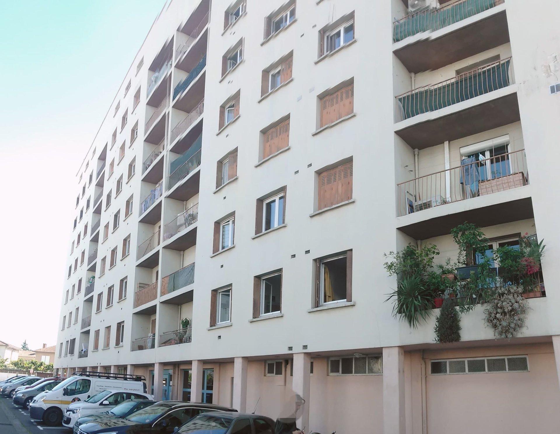 APPT T3 67.83 m² Barrières de Paris LES MINIMES