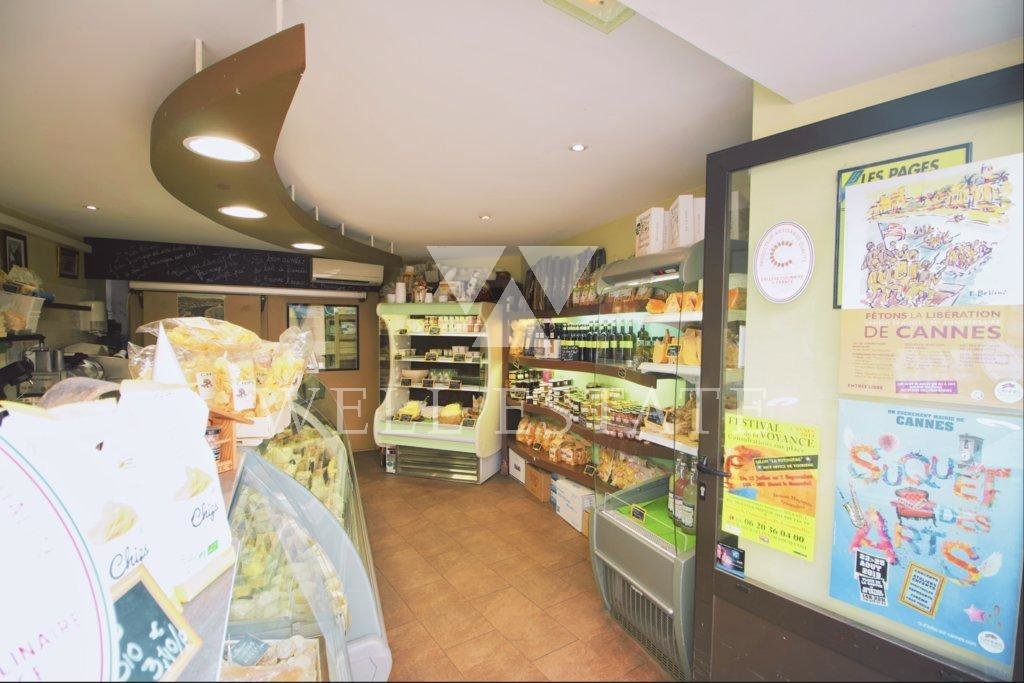 FOND COMMERCE - FROMAGERIE CENTER CANNES - BUSINESS