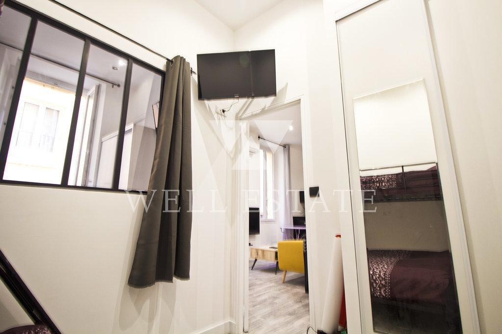 APPARTEMENT RENOVE 3 PIECES - CANNES SUQUET