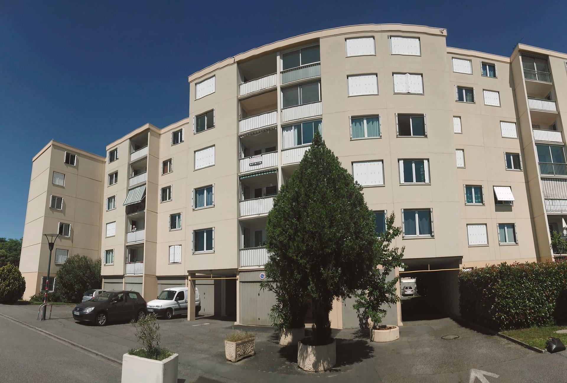 APPARTEMENT T1bis 38.97 m² Quartier La Cépière