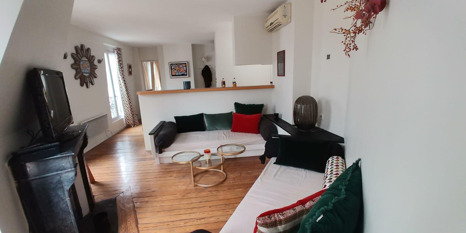 VAVIN,dernier etage
