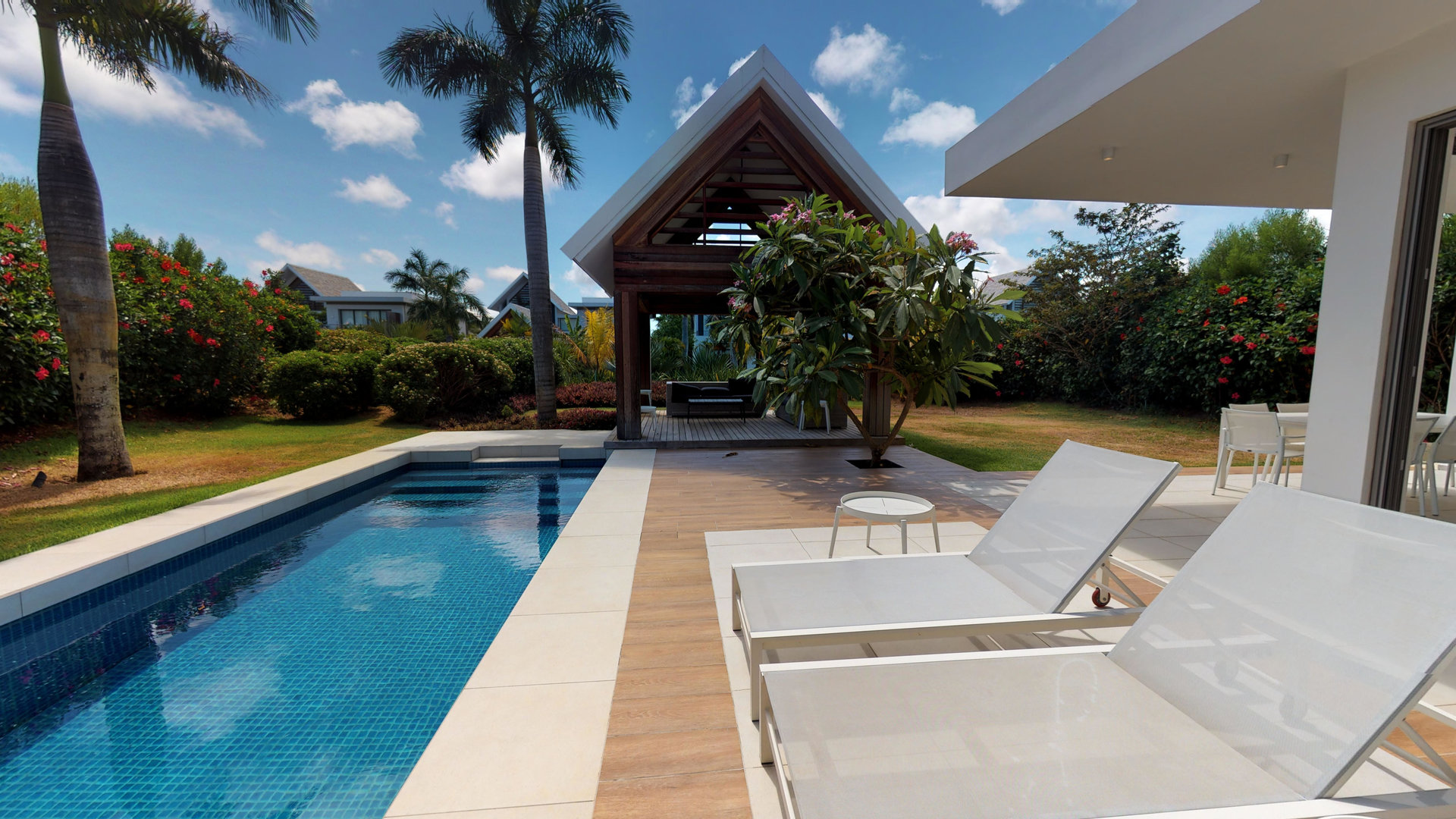 4 Bedroom Ensuite Villa in Mont Choisy
