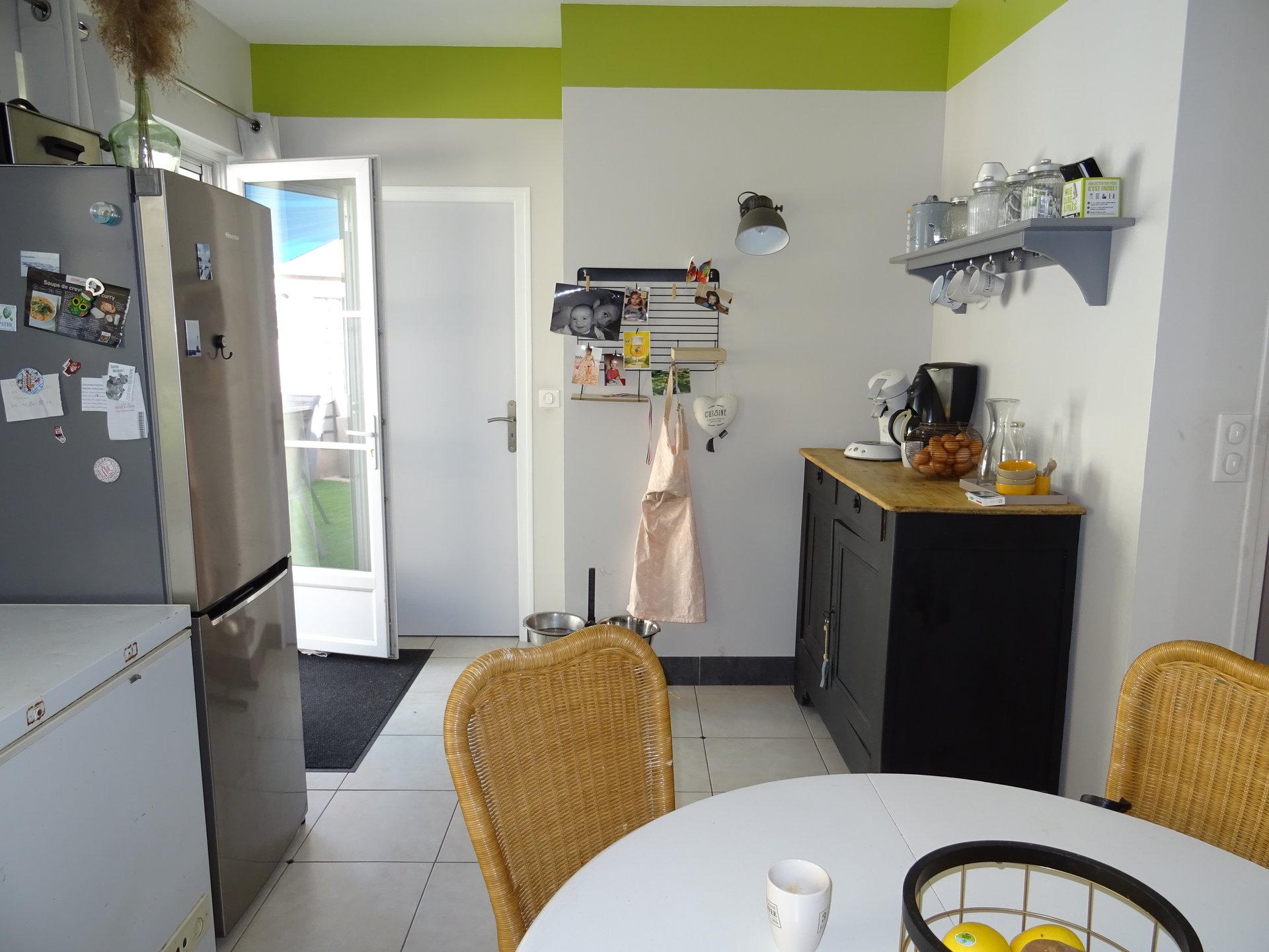Maison restaurée en centre-ville - Côté Cher