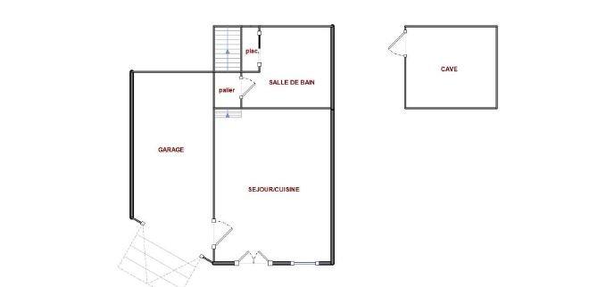 Hauts de Cagnes - Eksepsjonelt landsbyhus med moderne komfort, pool, garasje og utsikt