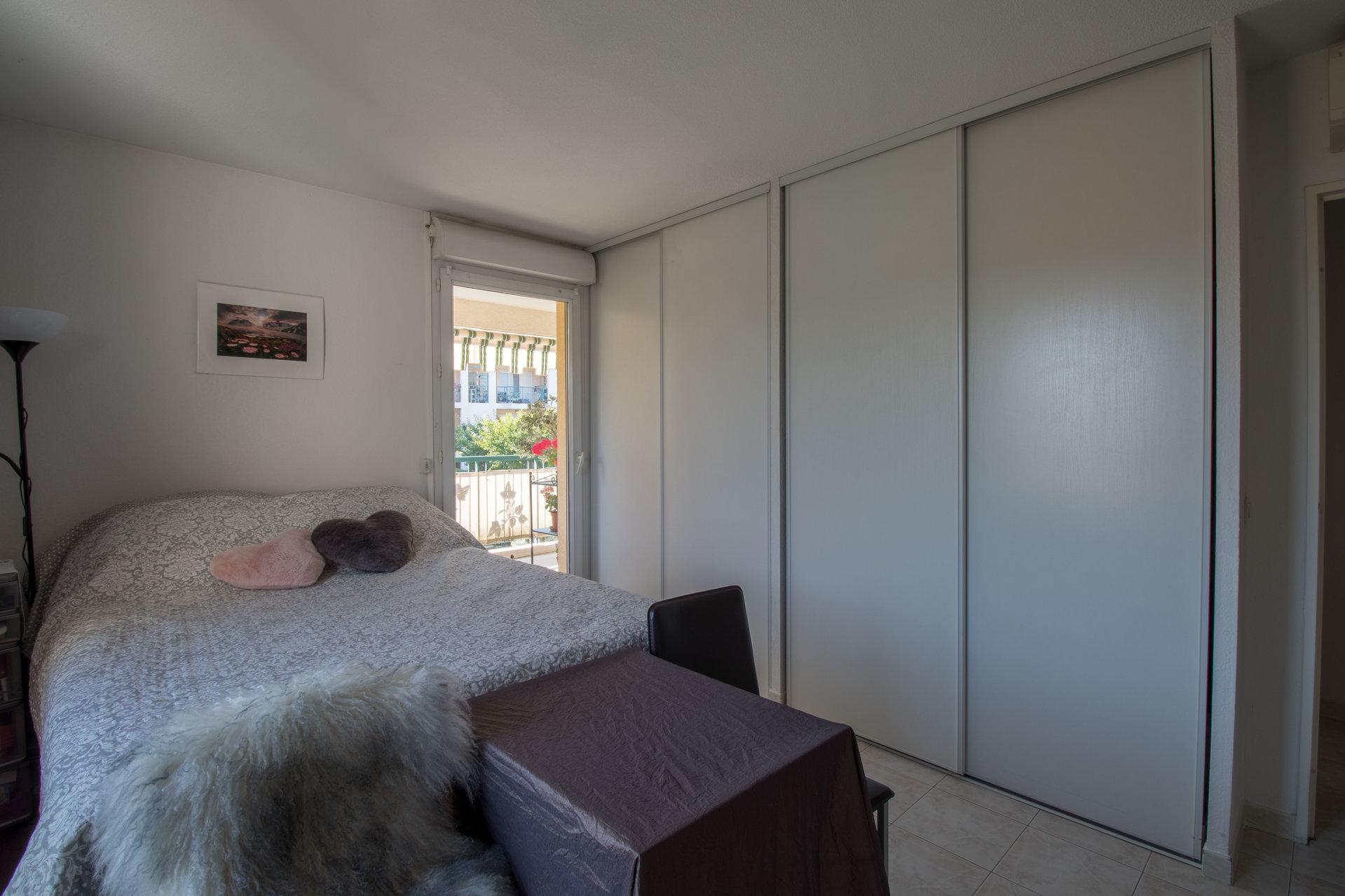 SAINT LAURENT DU VAR - Appartement - 3 chambres - 4 pièces