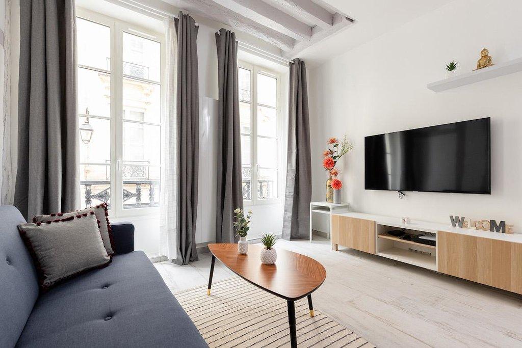 Appartement 2 pièces exposé Sud