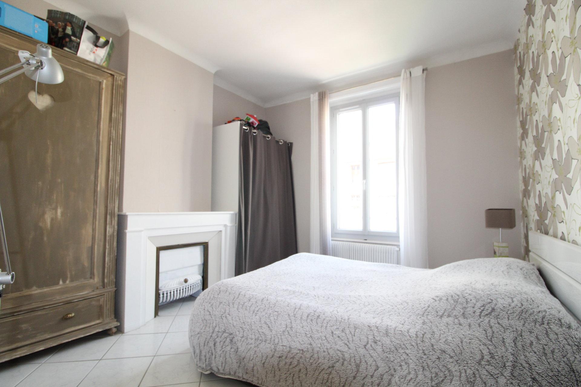 Appartement Saint-Etienne Bergson T4 94m2