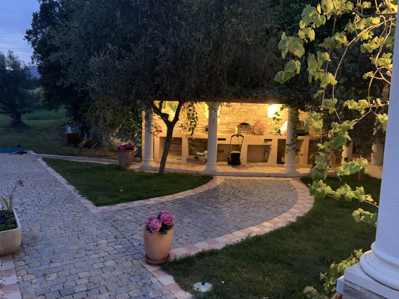 Vendita Villa - Nizza (Nice) Saint-Roman-de-Bellet