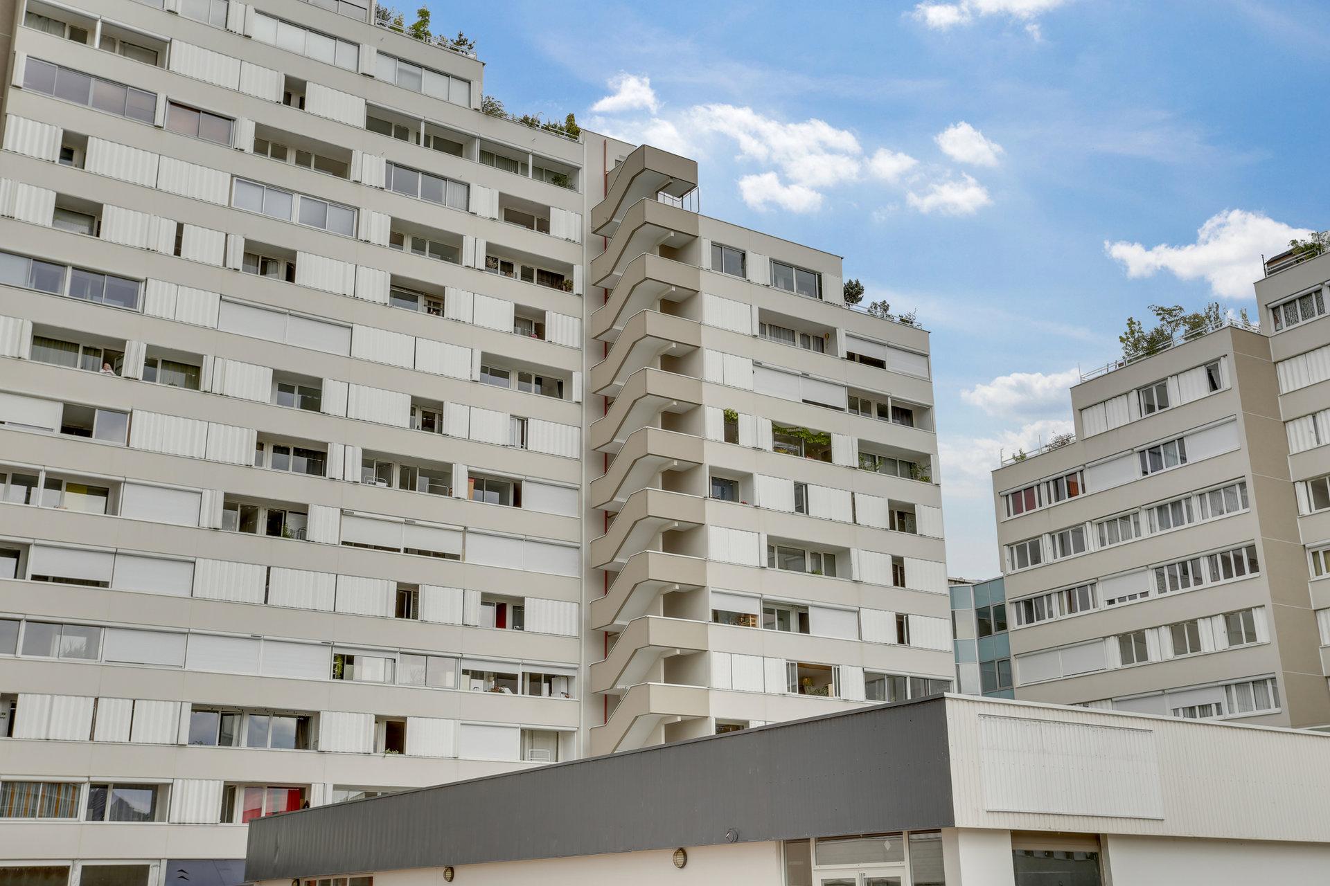Vente Appartement Villeurbanne Gratte-ciel