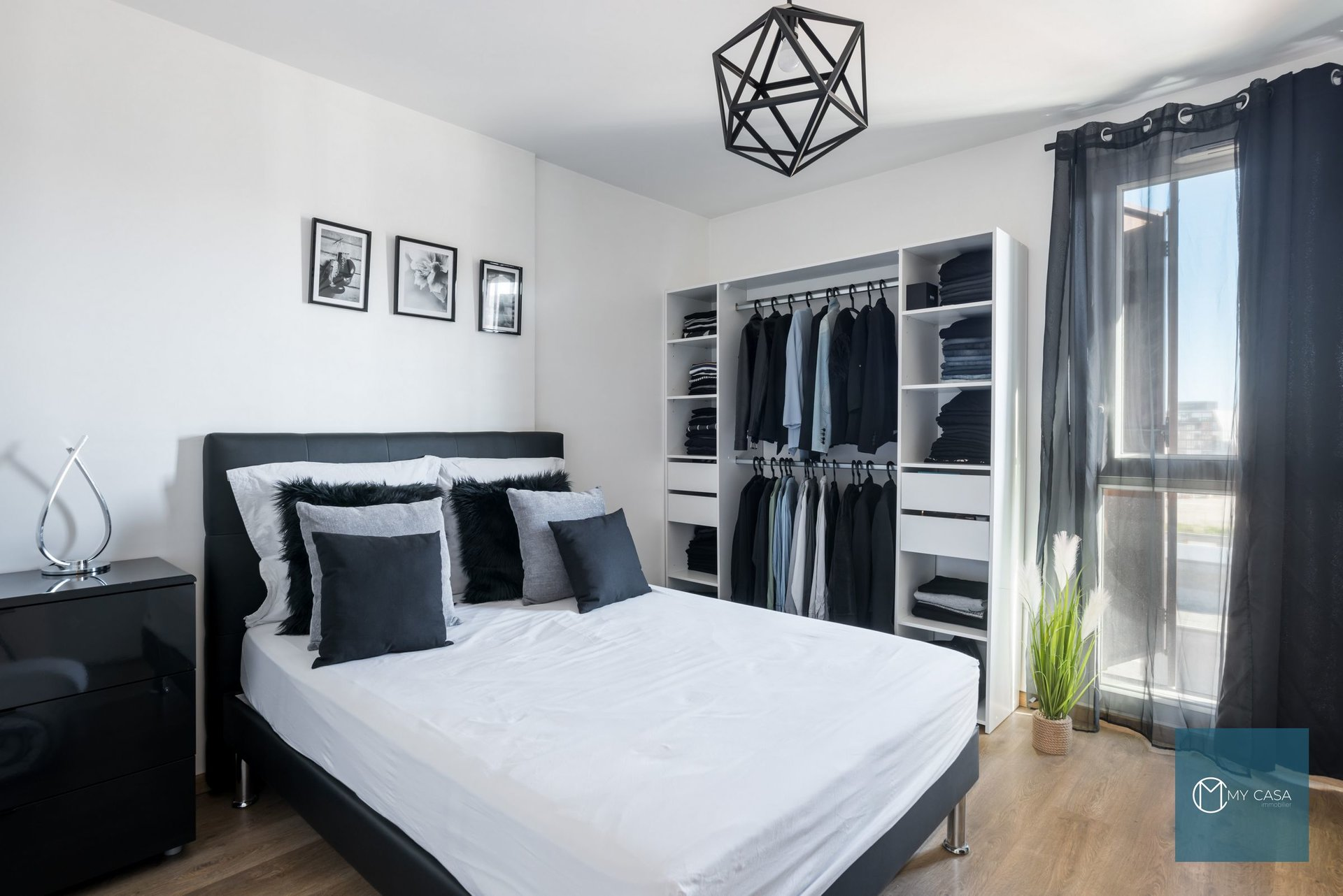 BON LAIT - Superbe T2 de 47 m2 avec terrasse de 18 m2