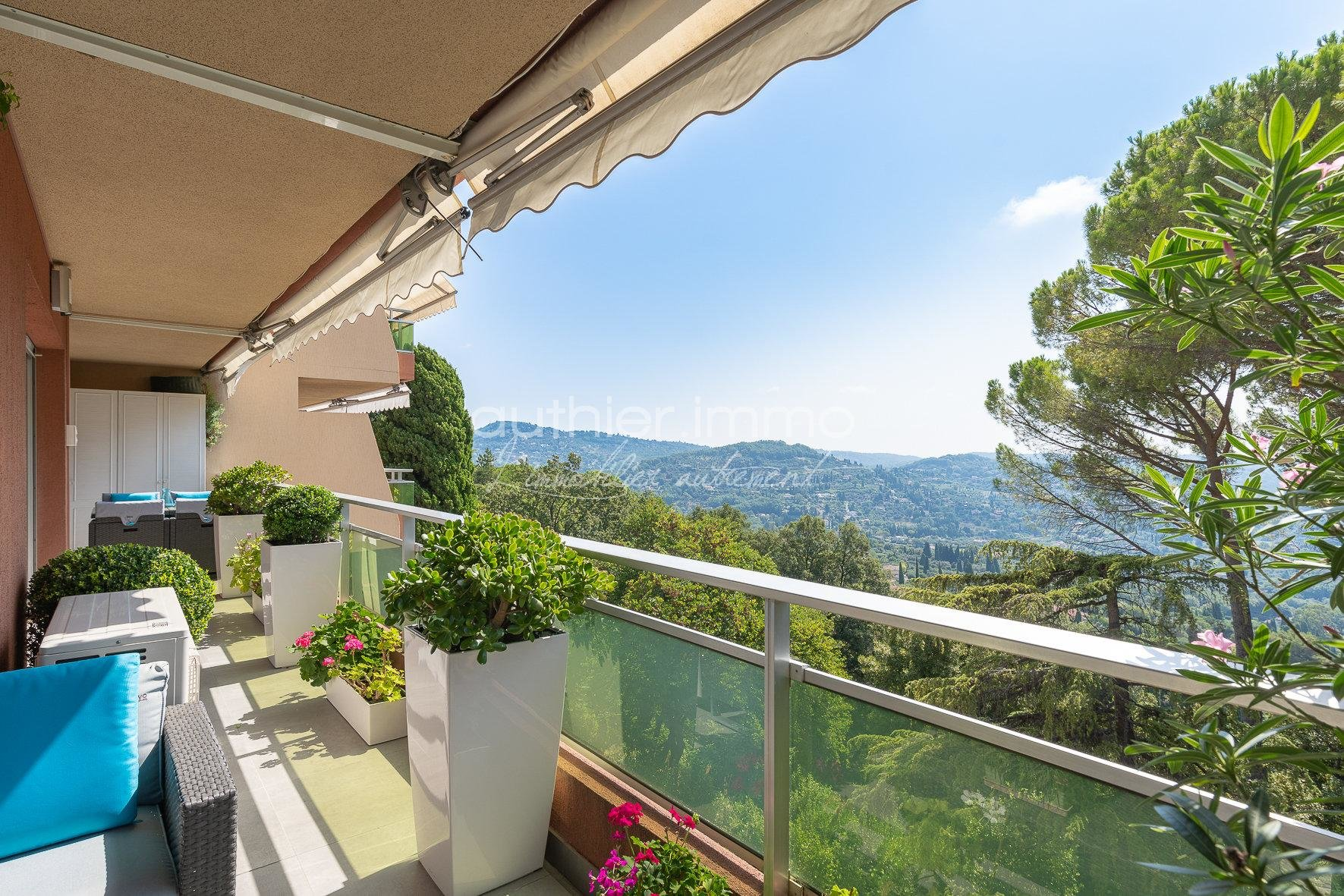 Vente Appartement Grasse Limite Magagnosc