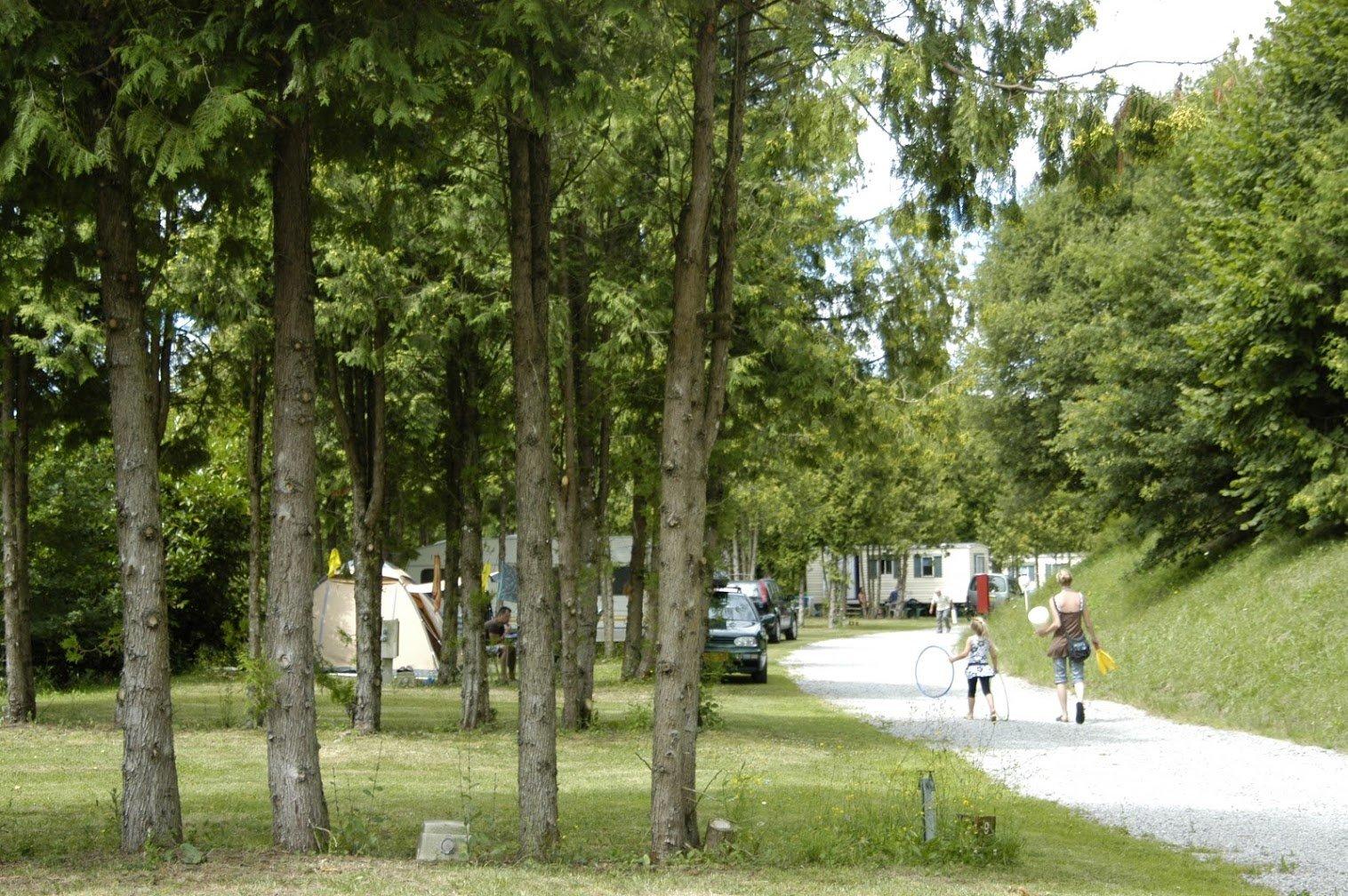 A vendre dans la Creuse,  un Camping avec une habitation