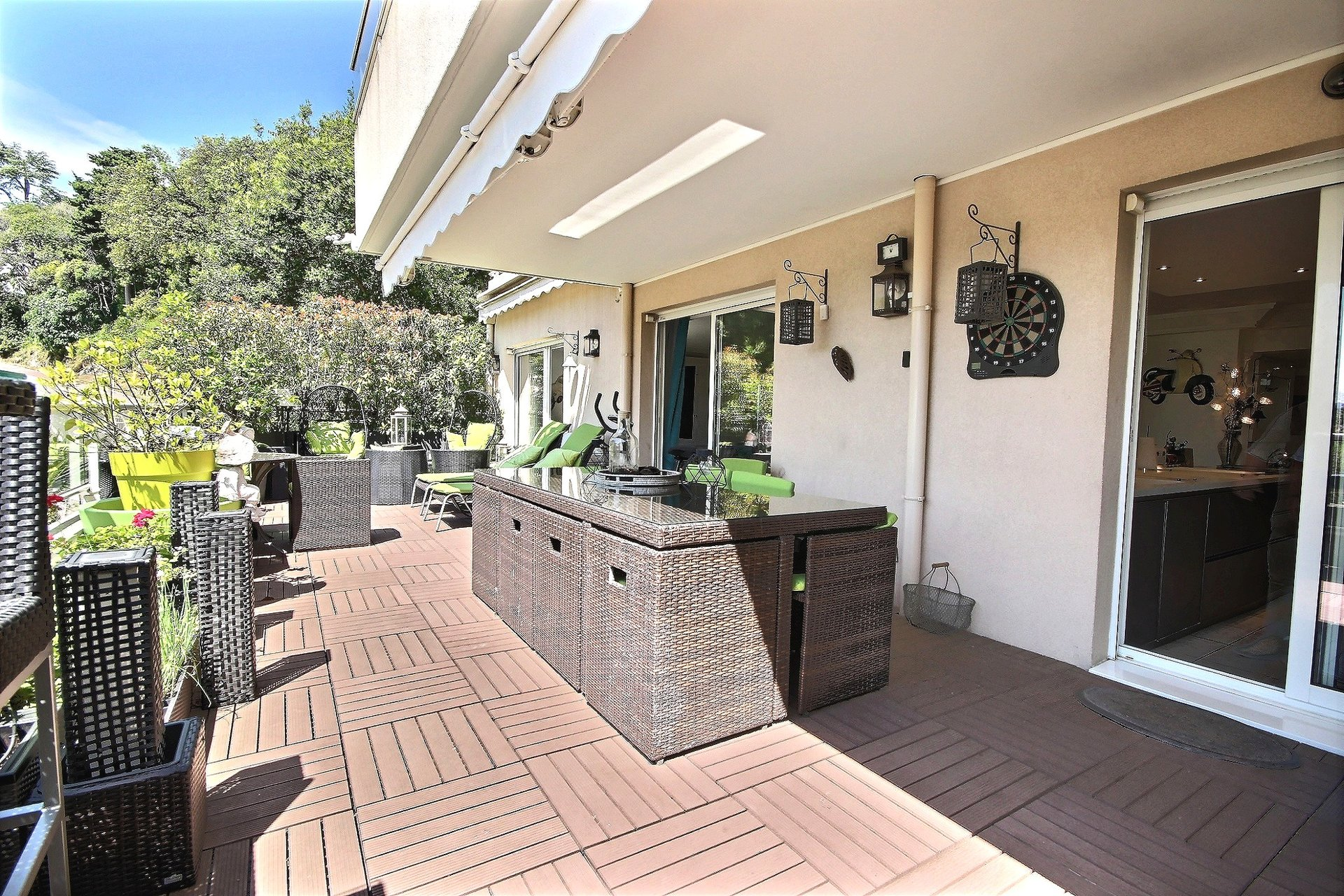 Beautiful property for sale in Cannes Basse Californie