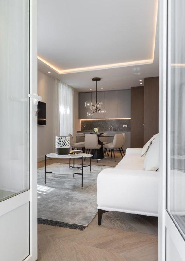 Grande Bretagne - Drei Zimmer Luxuswohnung