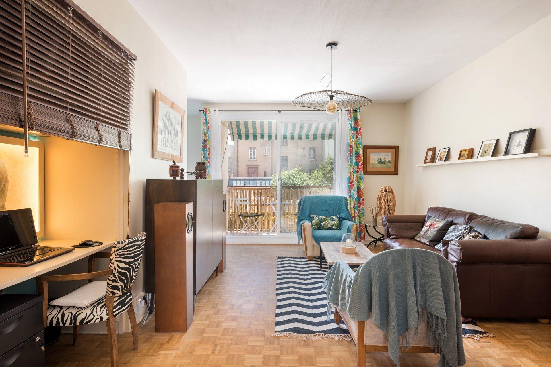 Appartement Villeurbanne - Rue Francis Chirat