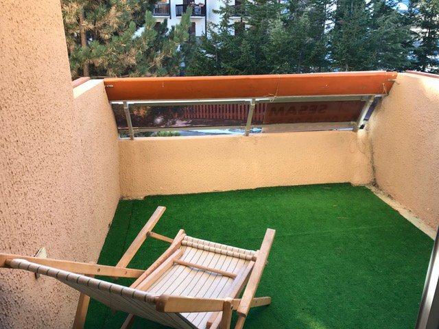 Auron 4p terrasse