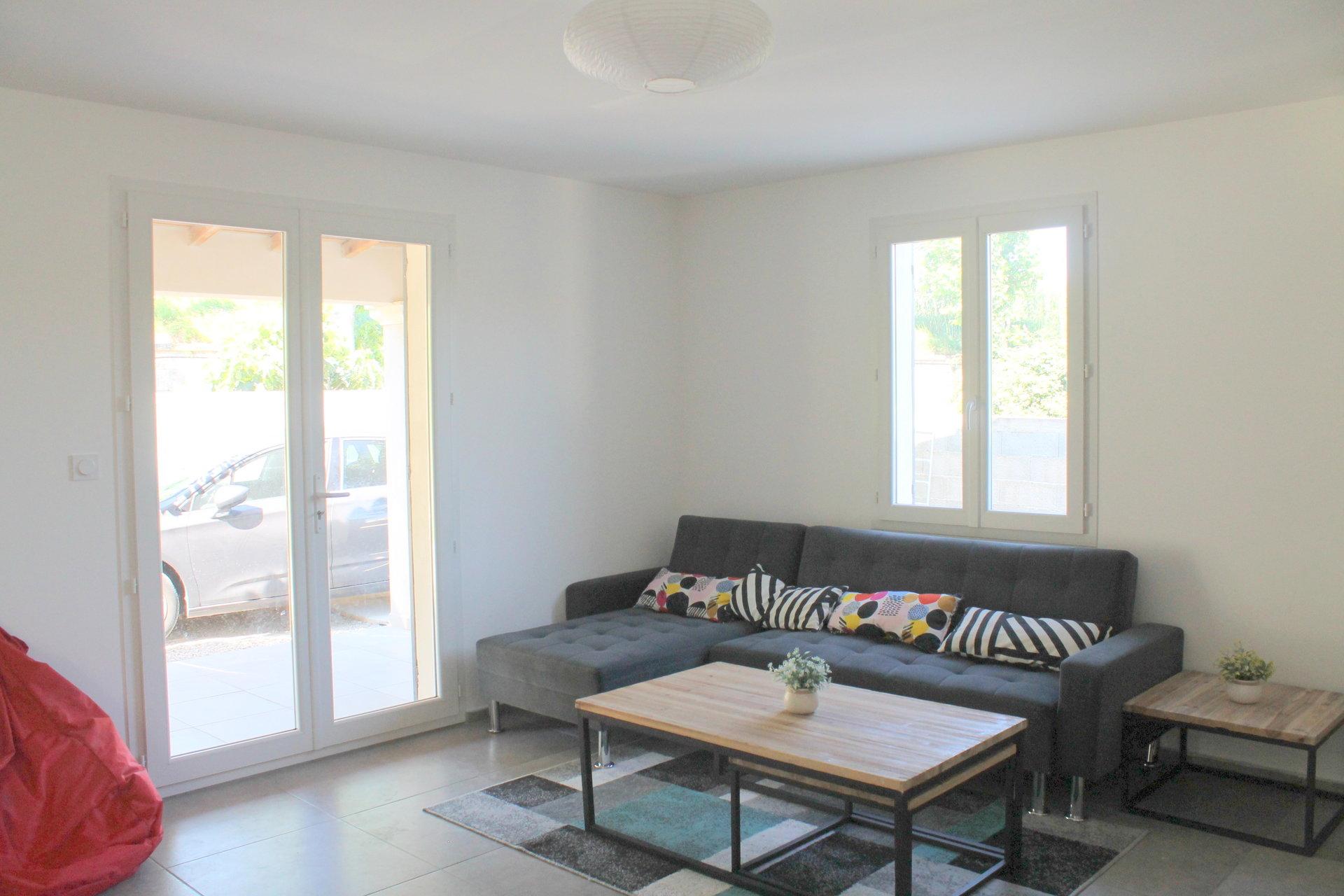 Pont-de-Crau - Villa récente 3 chambres