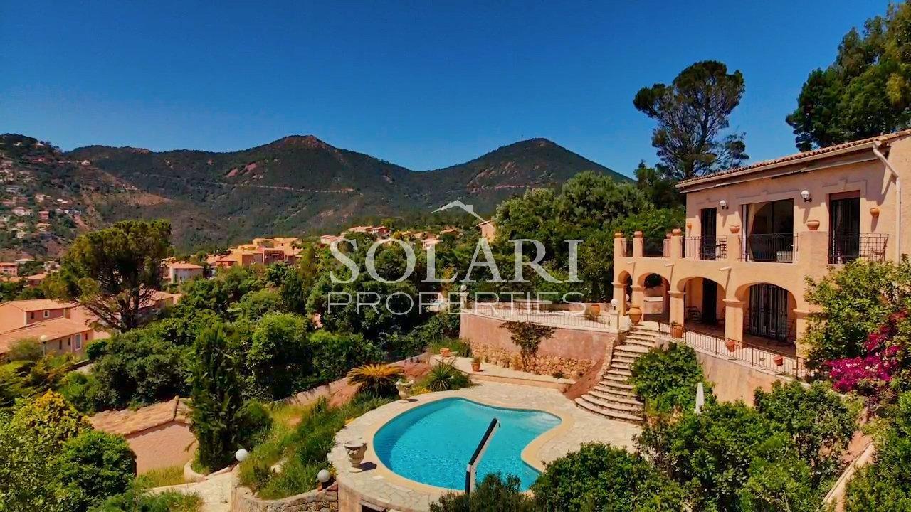 Villa avec piscine Miramar