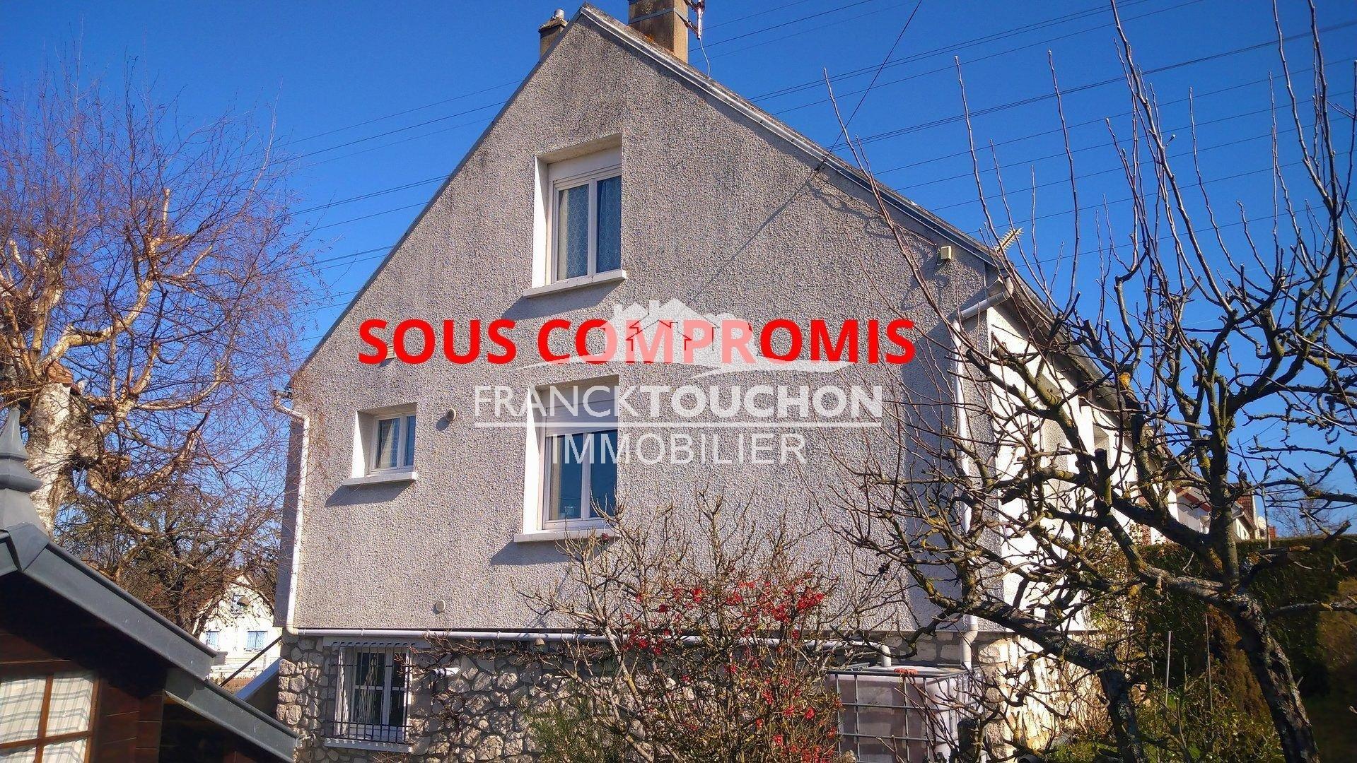 Maison SH 88 m²/ T4 /Terrain 586 m²