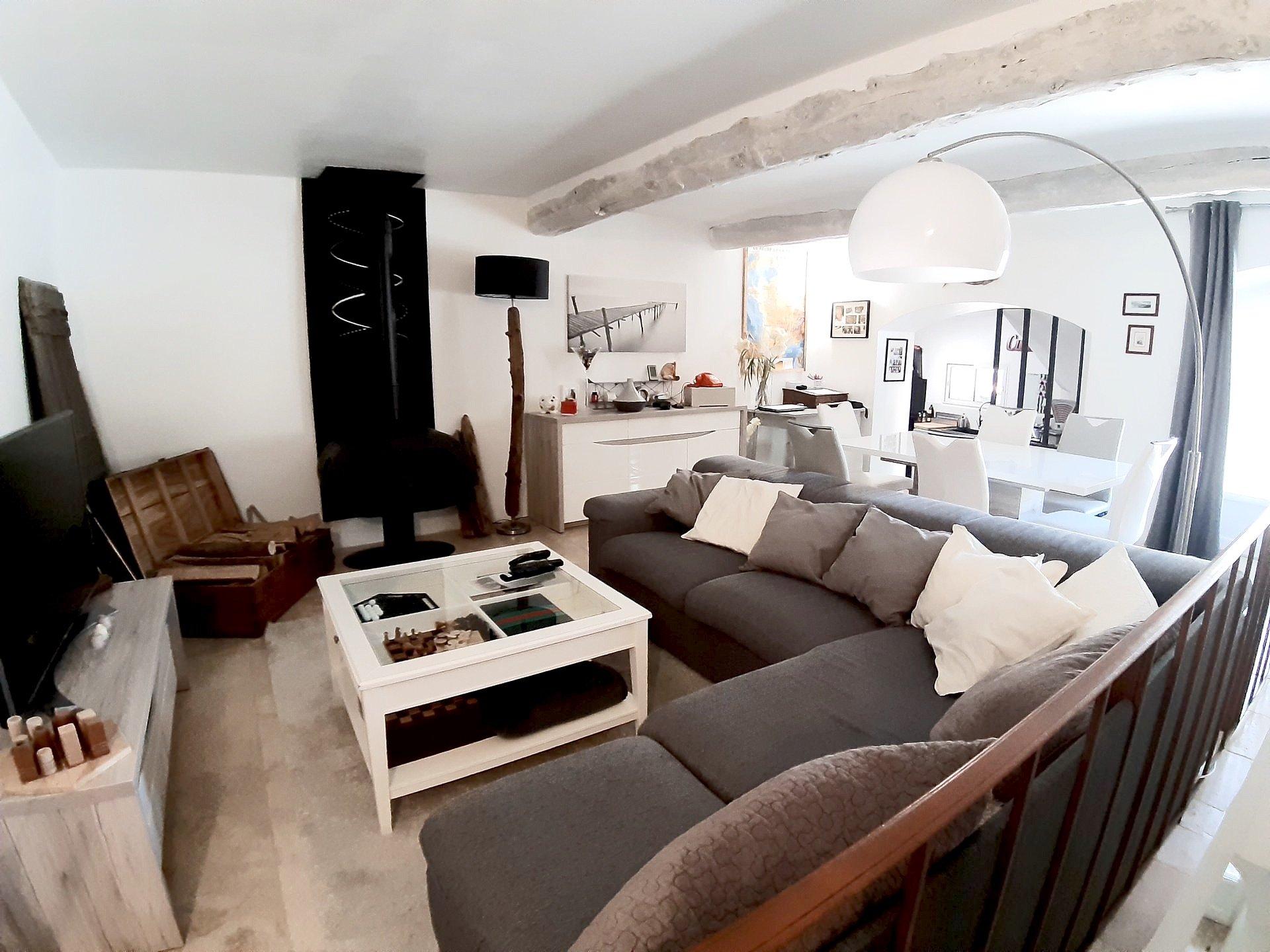 Maison de village avec 35m² de terrasse