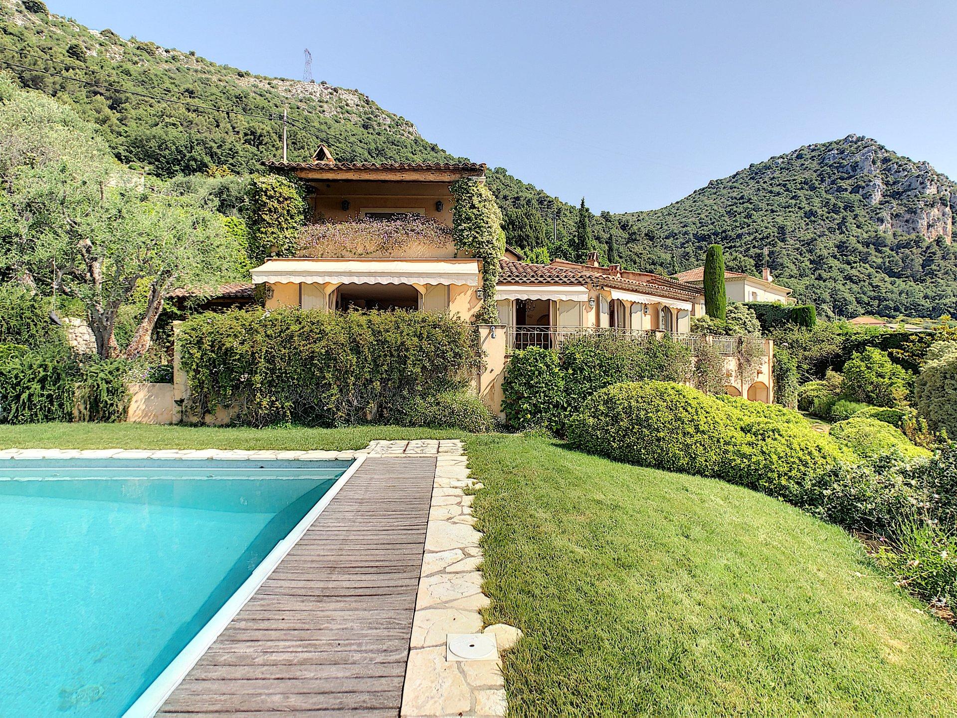 Vente Villa Vence