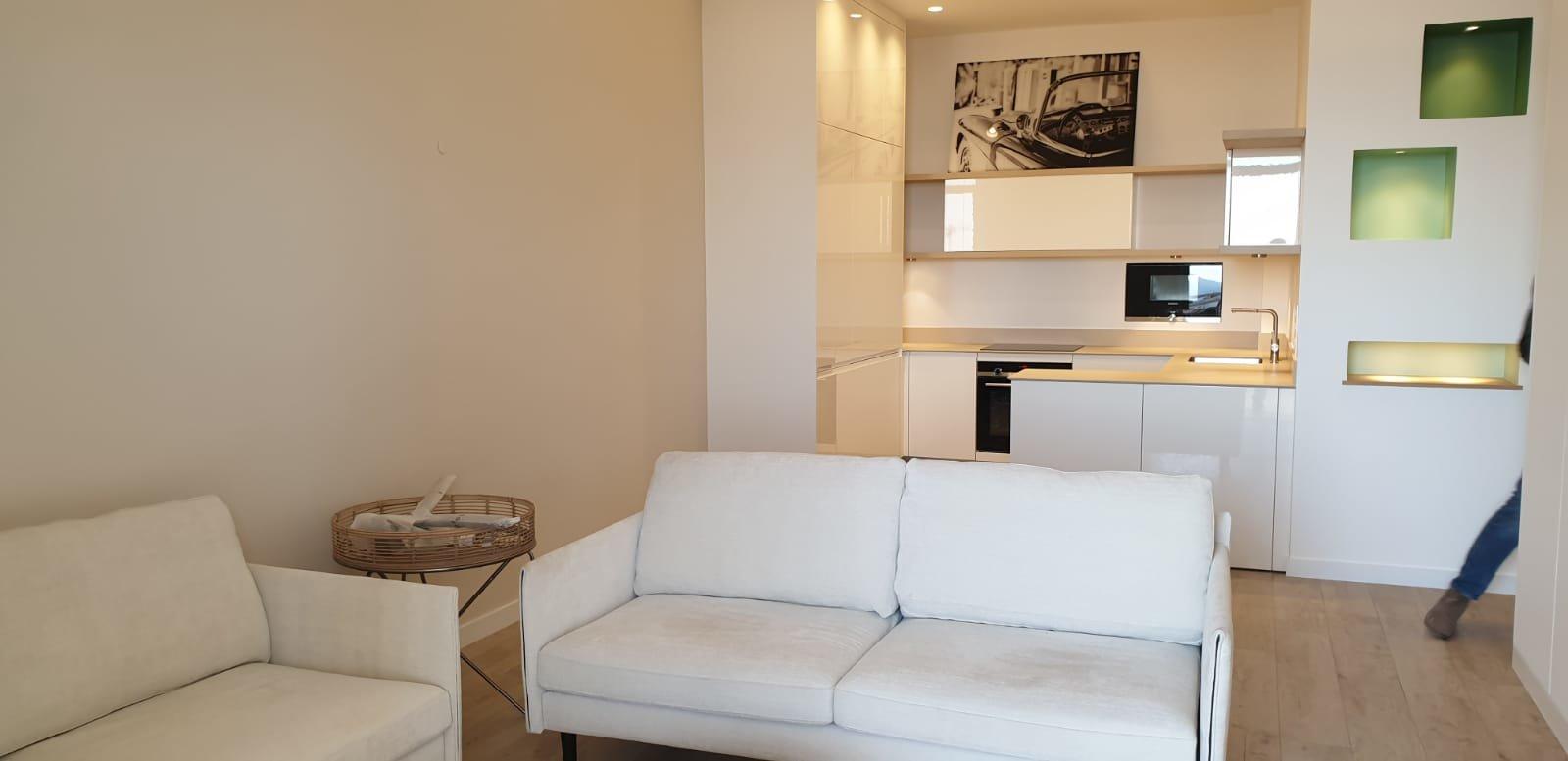 Cannes Montfleury - 3 Pièces 81 m2 Terrasse 25 m2 vue Mer et Garage