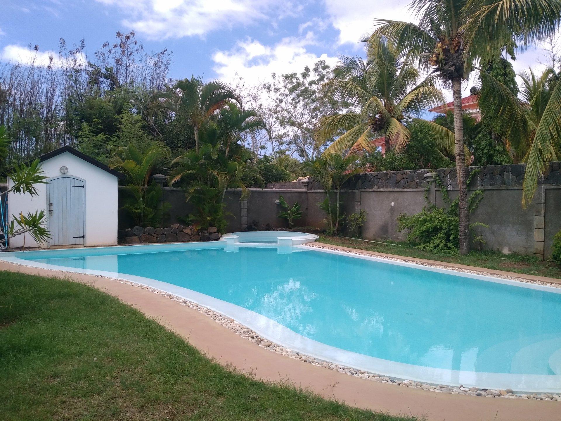 Large Family Villa Beachfront