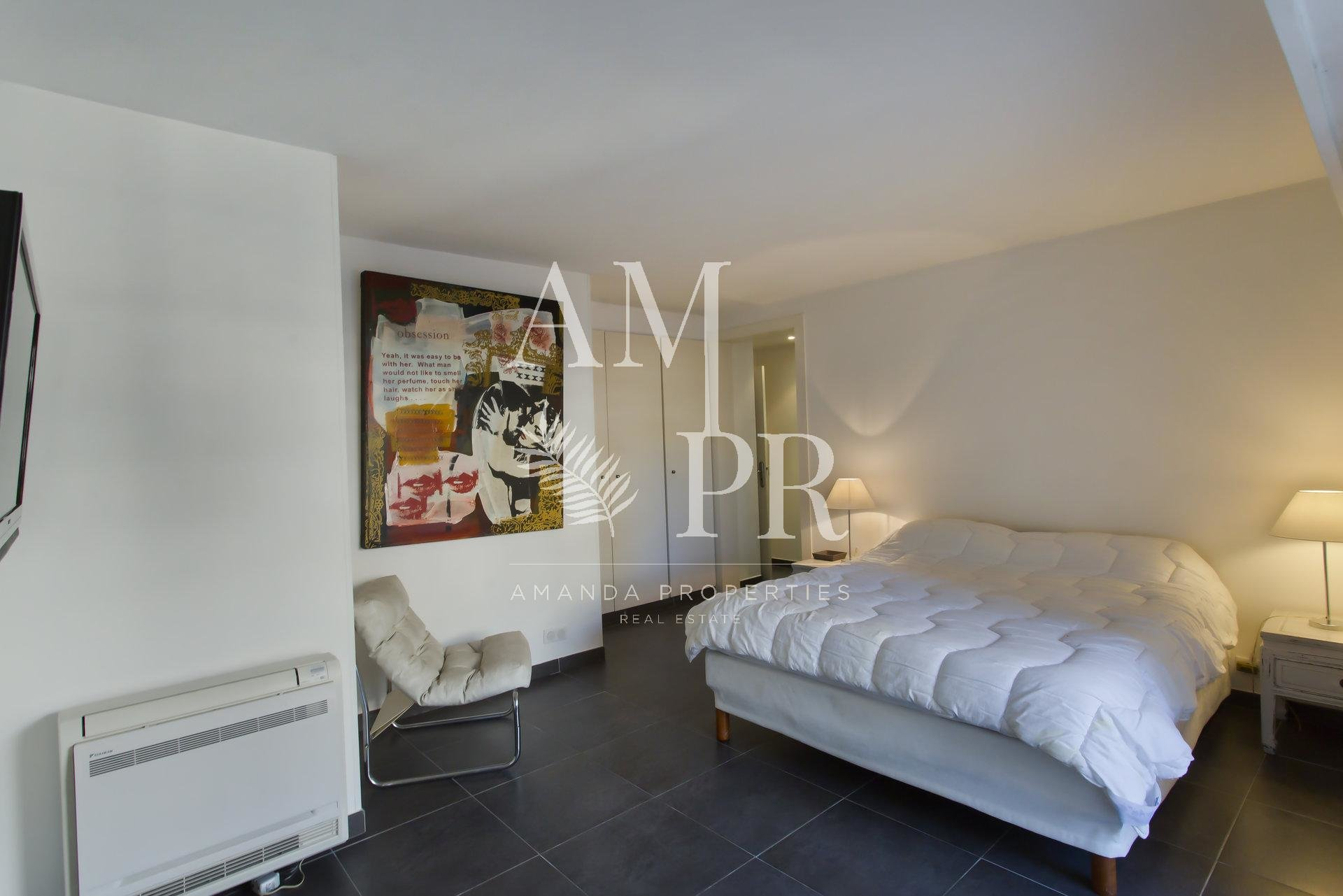 Second line Croisette - 3/4 rooms apartment with great prestations