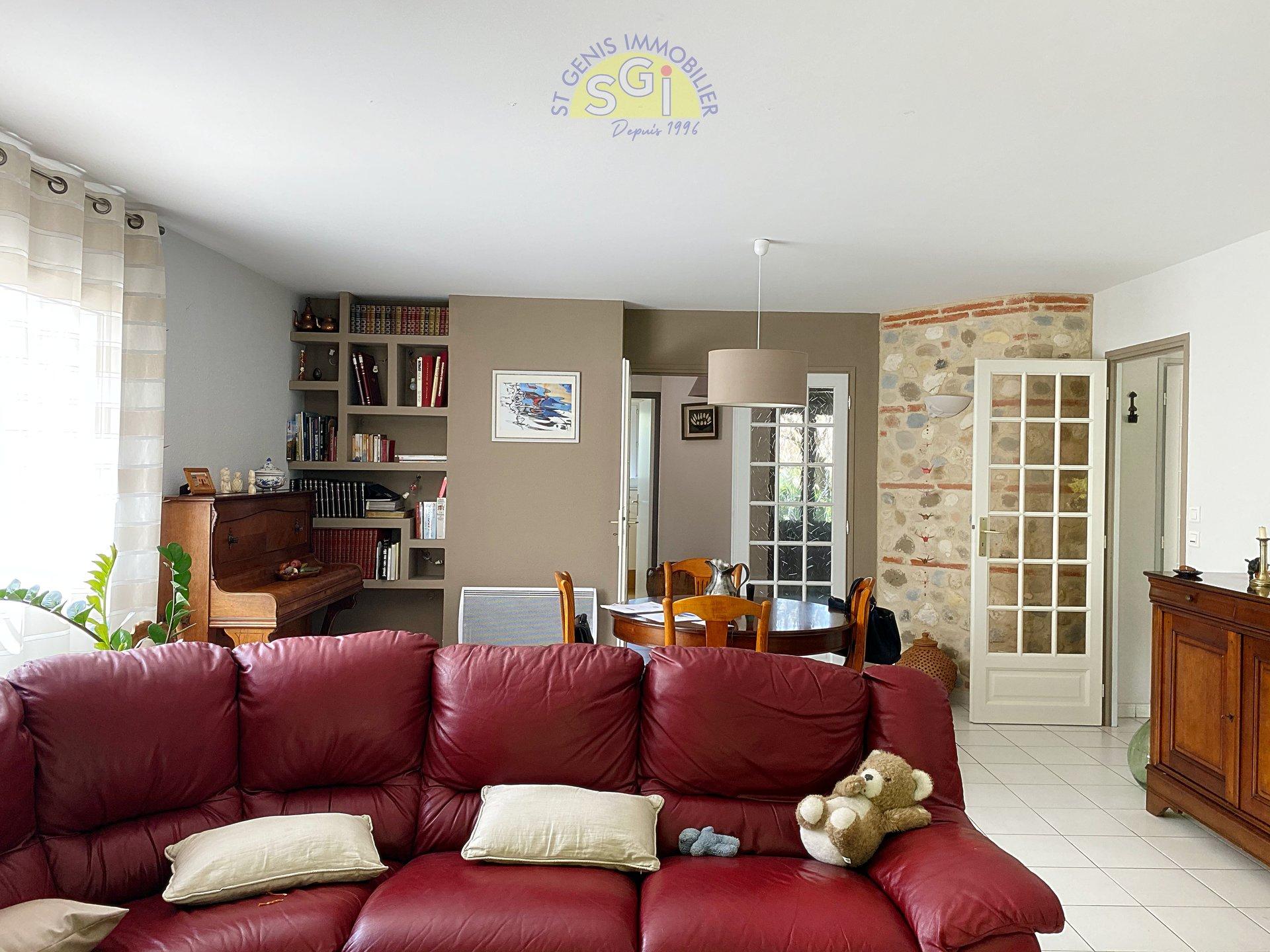 Villa 3 Faces de 134 m2 de surface habitable