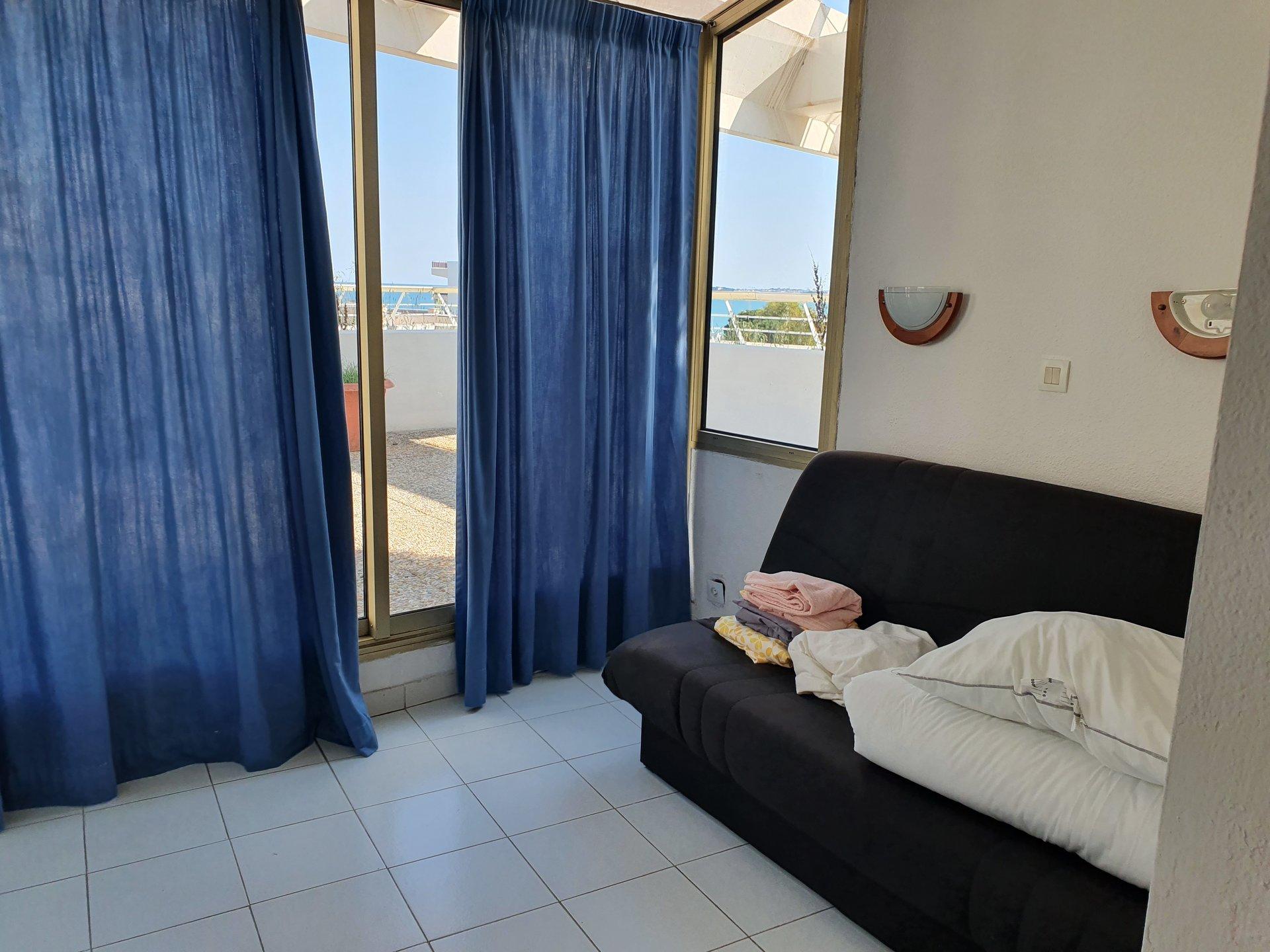 rare 3 Pièces cabine avec terrasse vue panoramique
