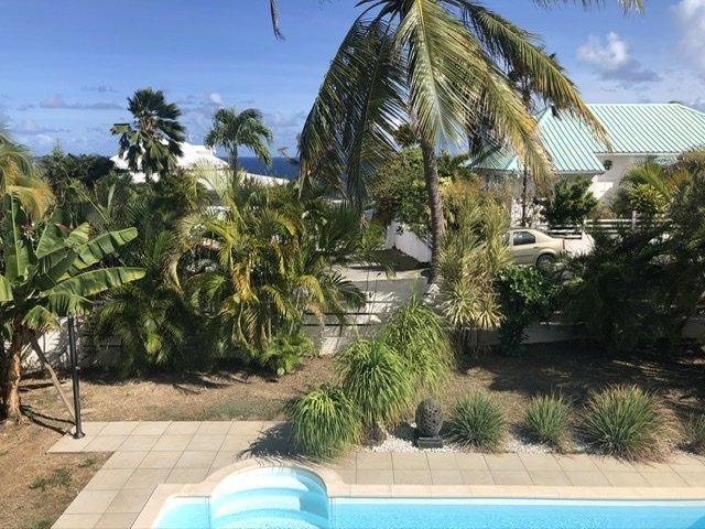 saint francois villa vue mer piscine