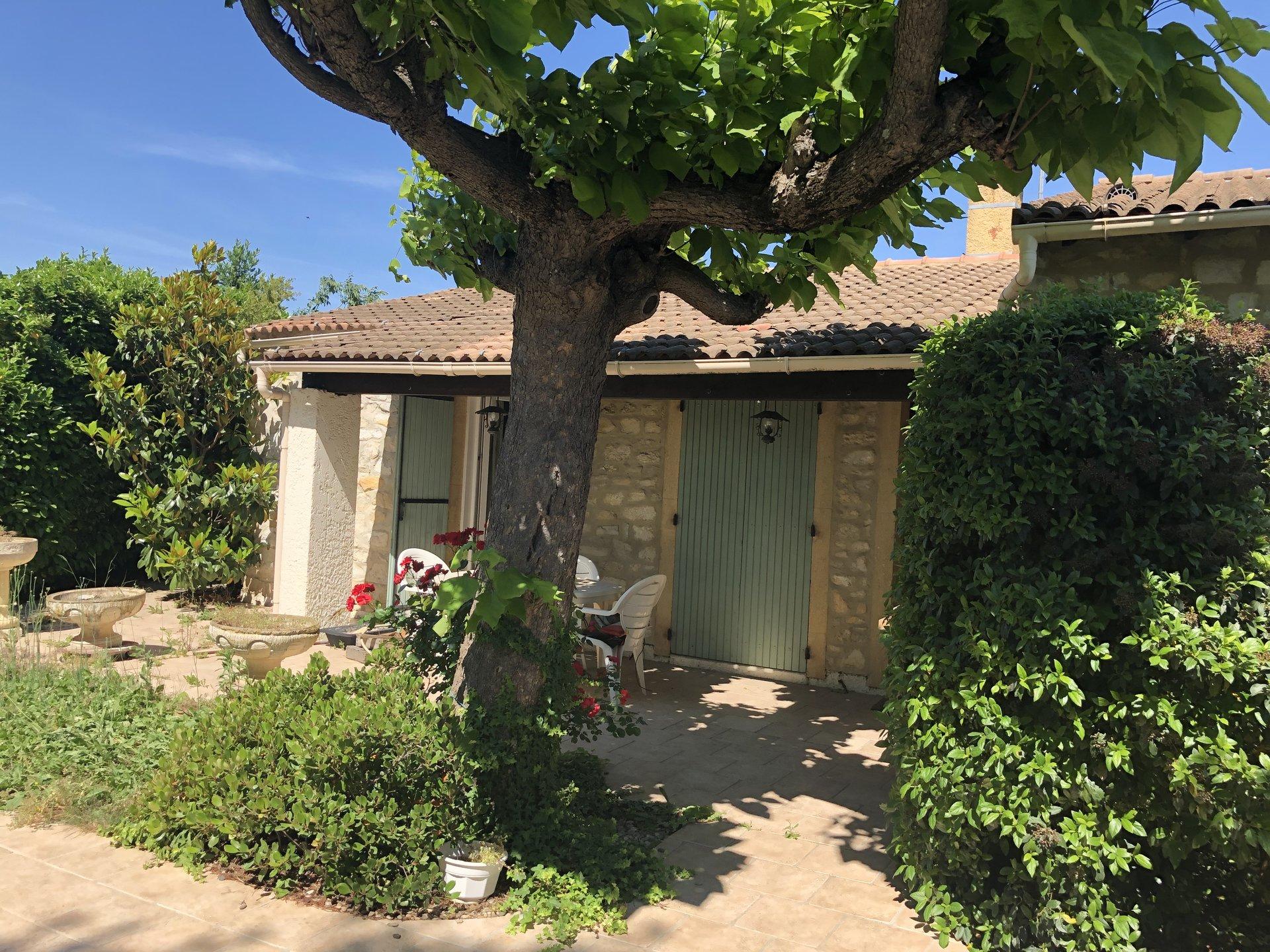 Morières - Villa de plain pied