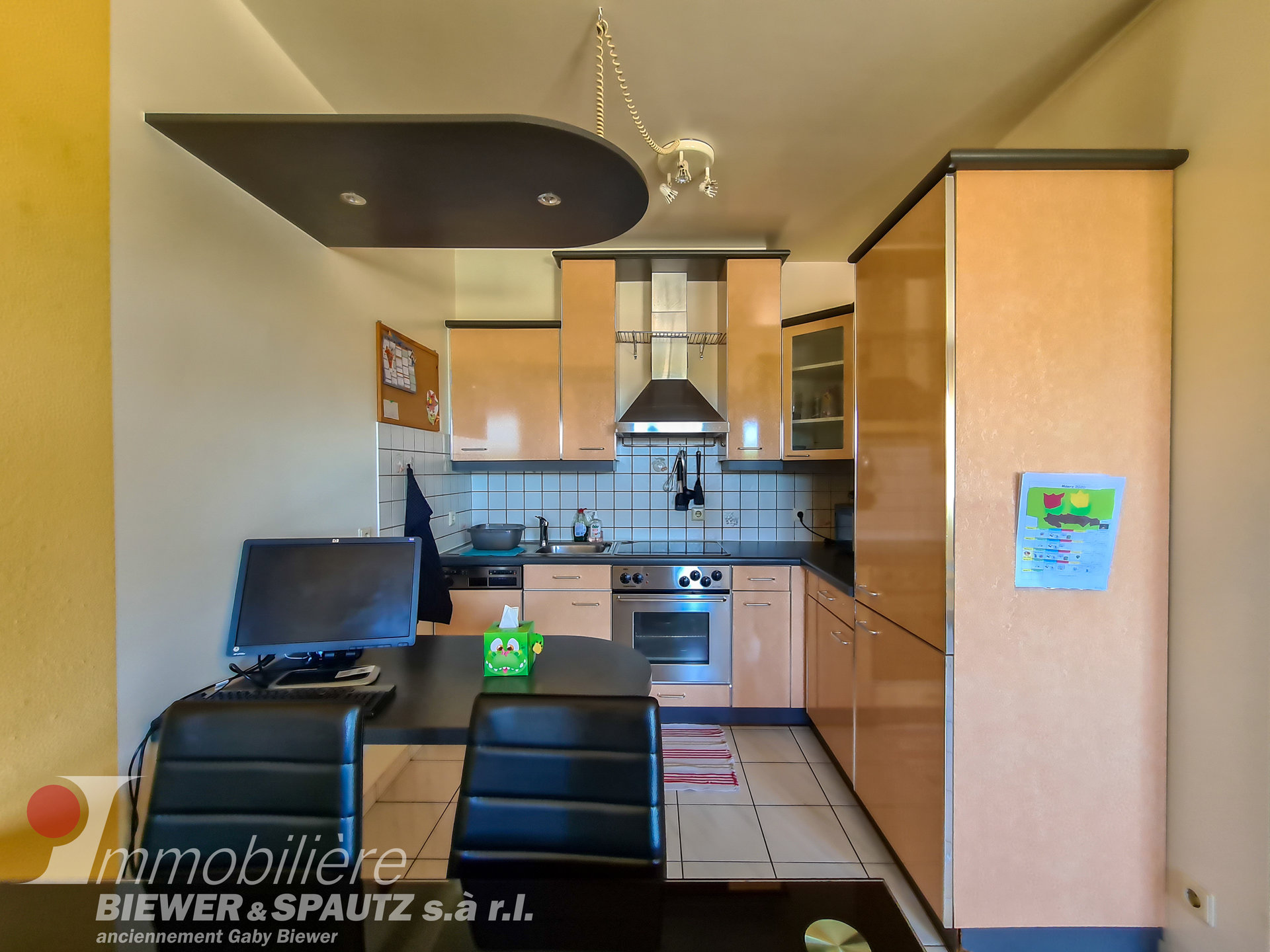 SOLD - Apartment with 1 bedroom in Junglinster